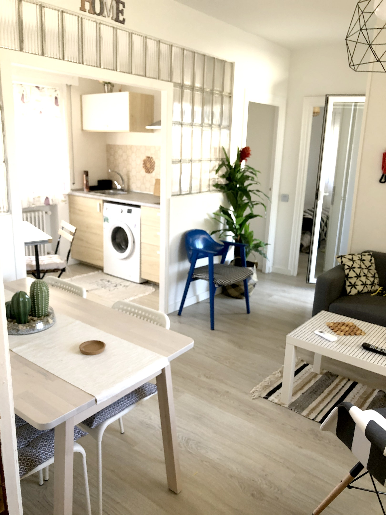 Ferienwohnung Wohnung mit 2 Schlafzimmern in Tudela mit schöner Aussicht auf die Stadt, möblierter Terra (2708241), Tudela, , Navarra, Spanien, Bild 71