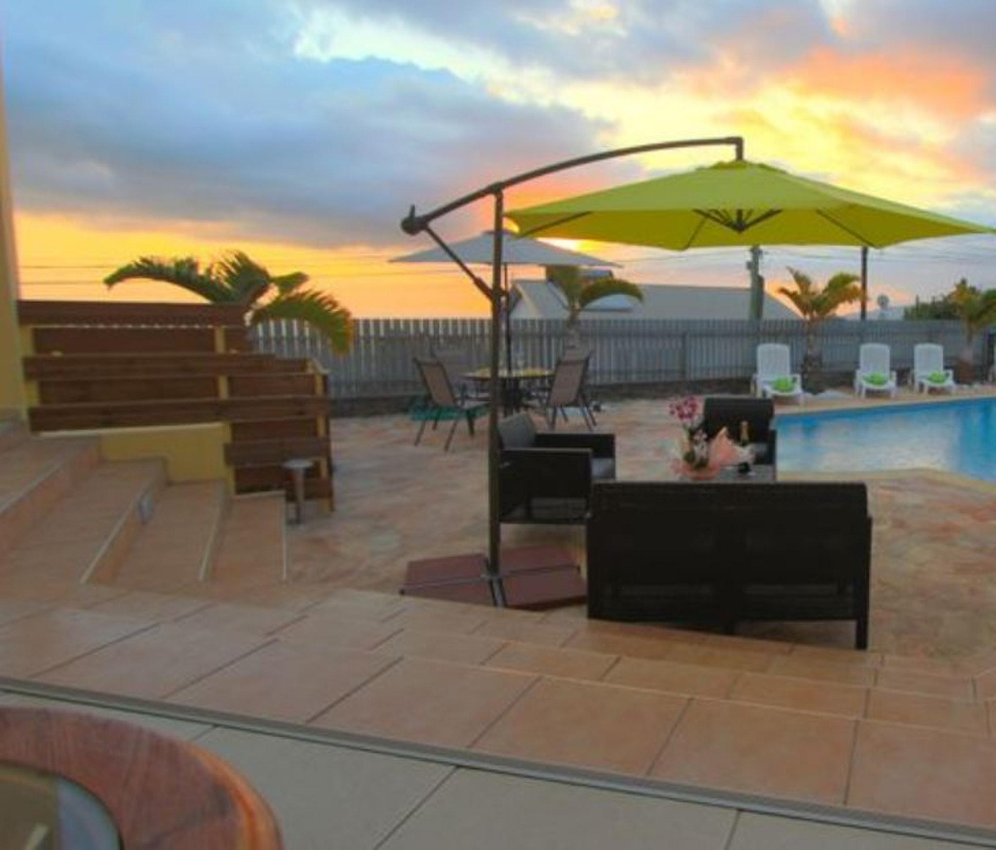 Villa mit 4 Schlafzimmern in Le Tampon mit herrlic Villa in Afrika