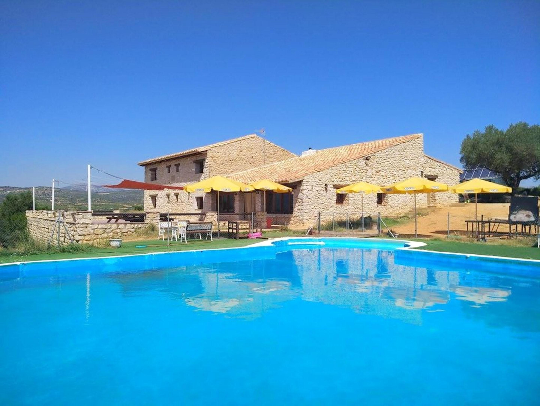 Ferienhaus Villa mit 6 Schlafzimmern in La Salzadella mit privatem Pool und eingezäuntem Garten (2706150), La Salzadella, Provinz Castellón, Valencia, Spanien, Bild 1
