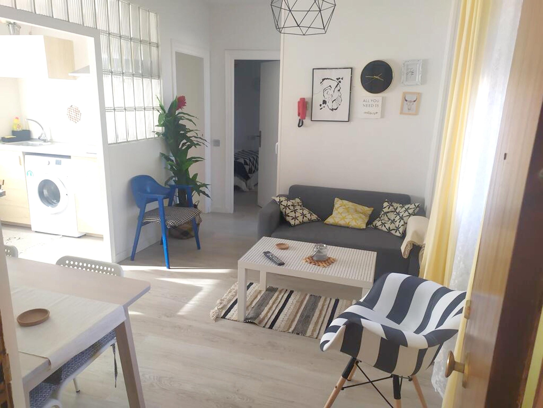 Ferienwohnung Wohnung mit 2 Schlafzimmern in Tudela mit schöner Aussicht auf die Stadt, möblierter Terra (2708241), Tudela, , Navarra, Spanien, Bild 31