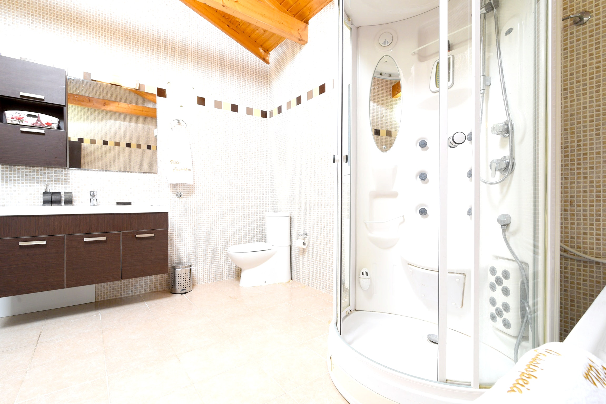 Holiday house Villa mit 5 Schlafzimmern in Kitsi mit privatem Pool, eingezäuntem Garten und W-LAN (2339398), Koropion, , Attica, Greece, picture 22