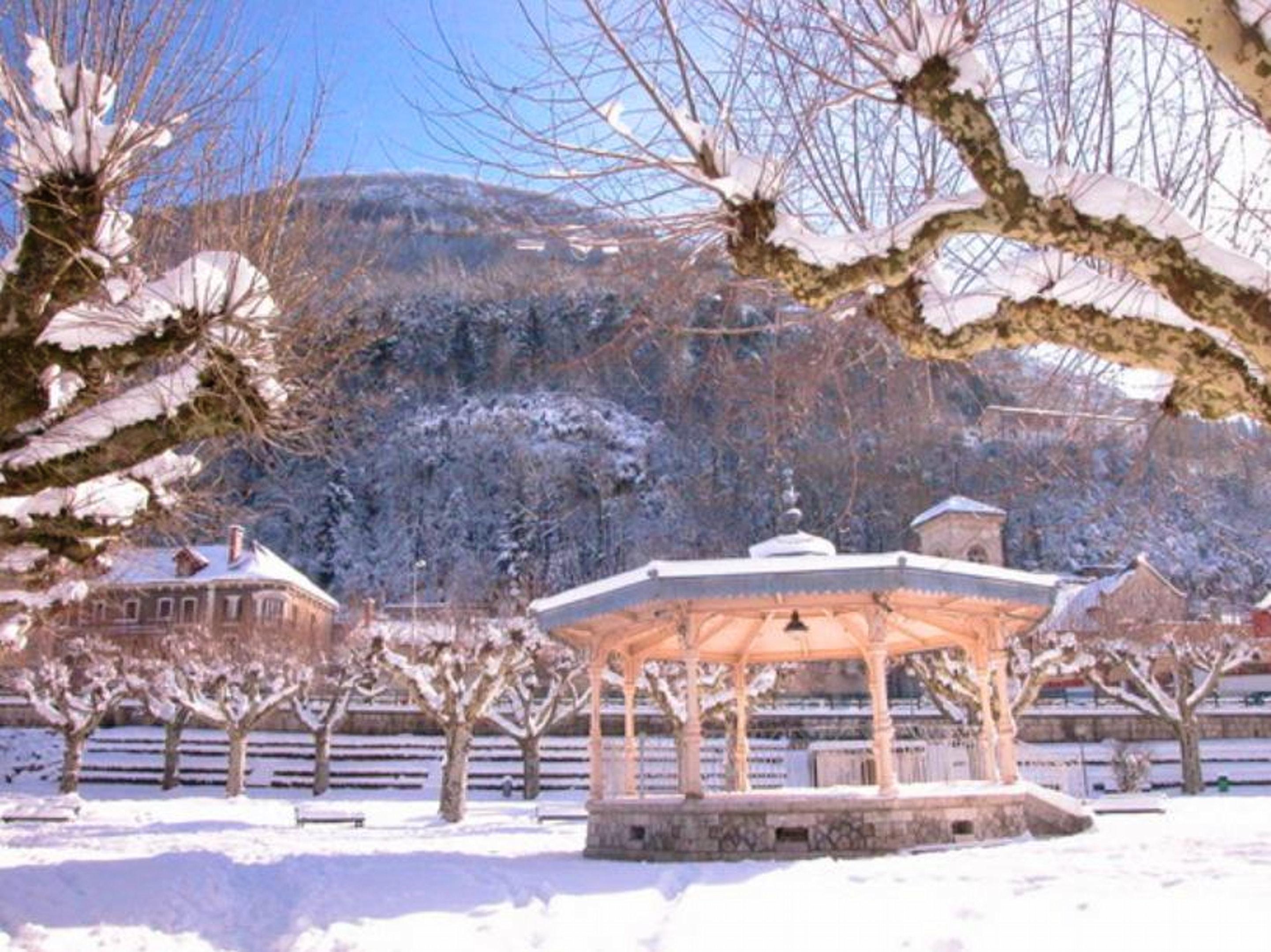 Maison de vacances Haus mit 2 Schlafzimmern in Villard-Saint-Sauveur mit toller Aussicht auf die Berge und ei (2704040), Villard sur Bienne, Jura, Franche-Comté, France, image 19