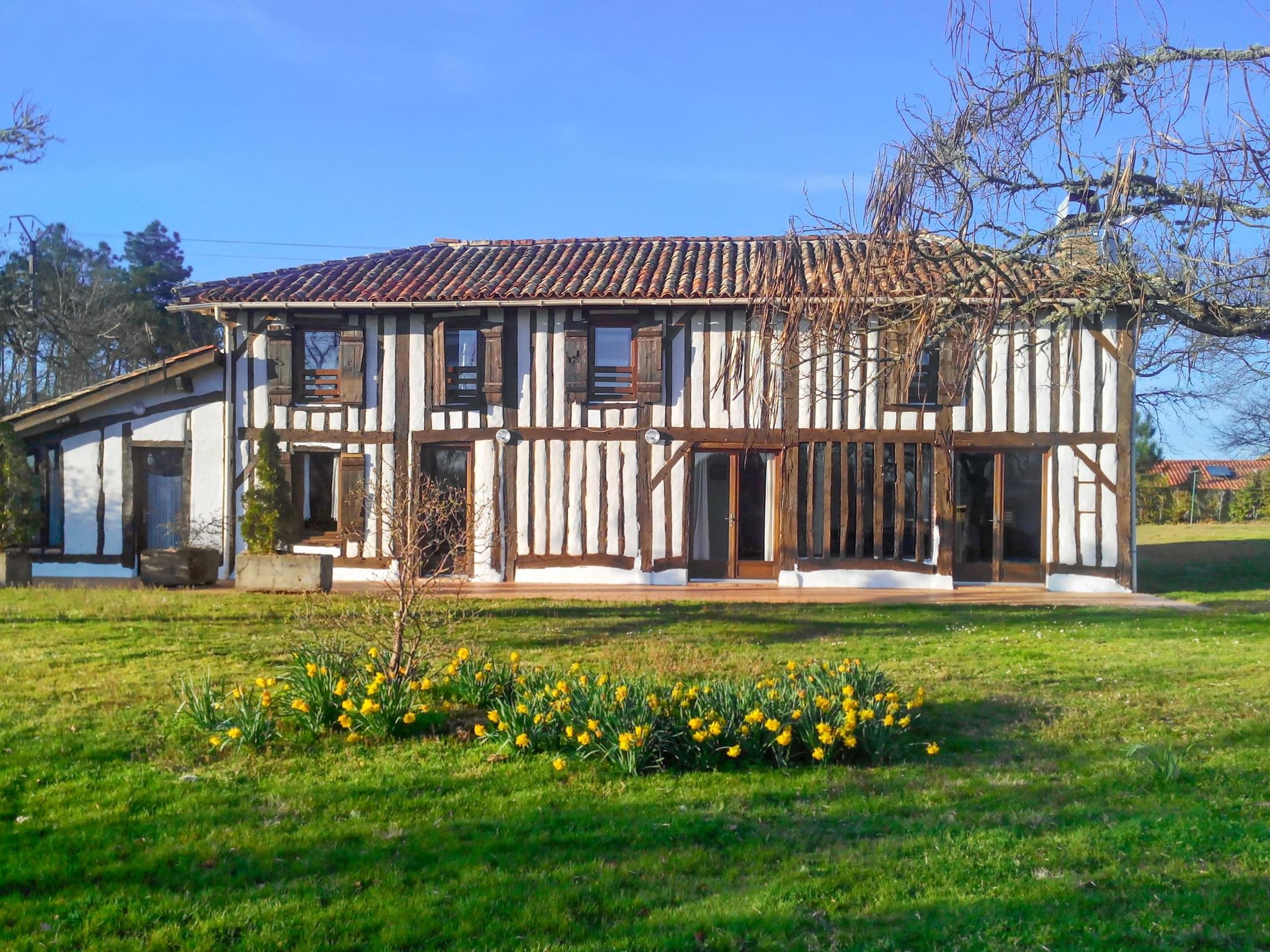 Ferienhaus Villa mit 4 Zimmern in Trensacq mit privatem Pool und möbliertem Garten - 45 km vom Strand (2202366), Trensacq, Landes, Aquitanien, Frankreich, Bild 3