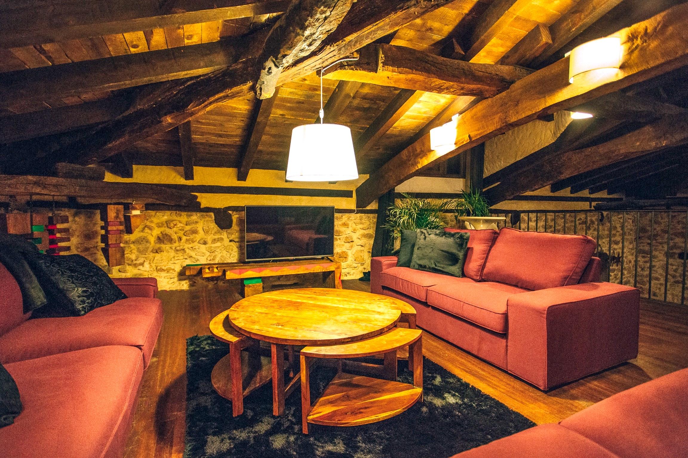 Ferienhaus Haus mit 5 Zimmern in Fuenteodra mit toller Aussicht auf die Berge, eingezäuntem Garten un (2211142), Fuenteodra, Burgos, Kastilien-León, Spanien, Bild 8