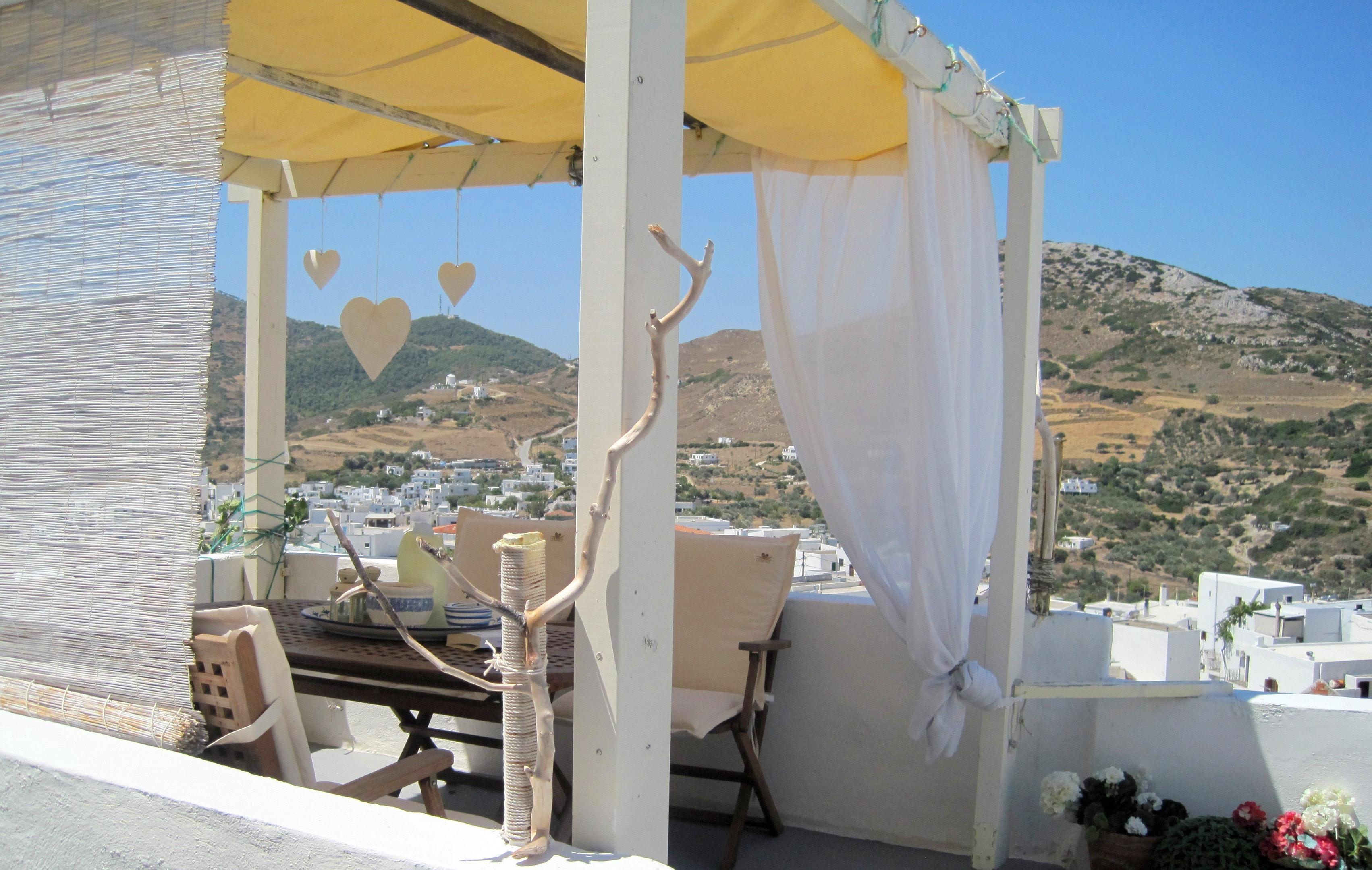Ferienhaus Haus mit einem Schlafzimmer in Skyros mit toller Aussicht auf die Berge, möblierter Terras (2201799), Skyros, Skyros, Euböa, Griechenland, Bild 21