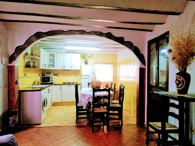 Ferienhaus Haus mit 5 Schlafzimmern in Casas del Cerro mit toller Aussicht auf die Berge und möbliert (2201517), Casas del Cerro, Albacete, Kastilien-La Mancha, Spanien, Bild 6