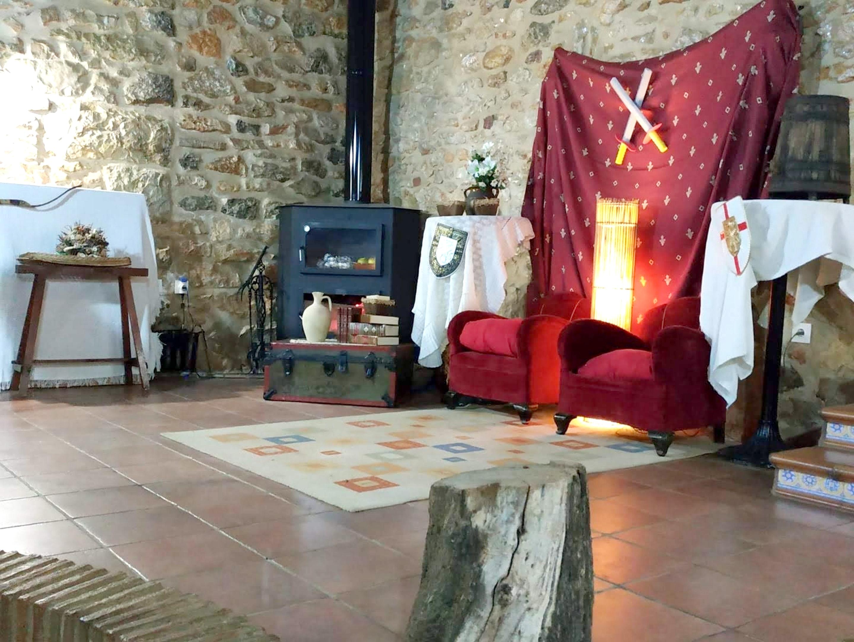 Ferienhaus Villa mit 6 Schlafzimmern in La Salzadella mit privatem Pool und eingezäuntem Garten (2706150), La Salzadella, Provinz Castellón, Valencia, Spanien, Bild 31