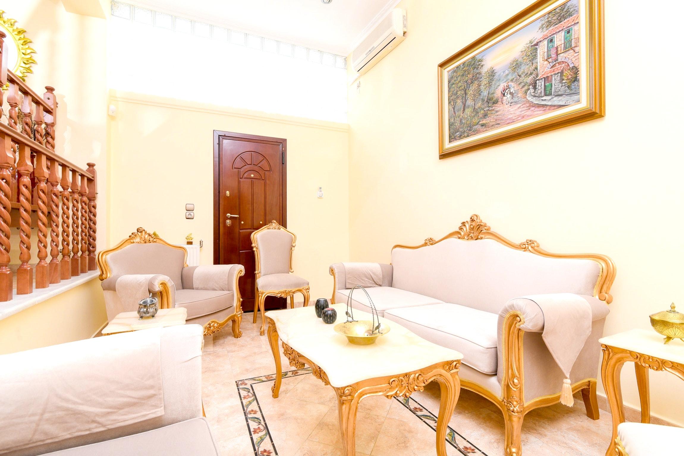 Holiday house Villa mit 5 Schlafzimmern in Kitsi mit privatem Pool, eingezäuntem Garten und W-LAN (2339398), Koropion, , Attica, Greece, picture 38