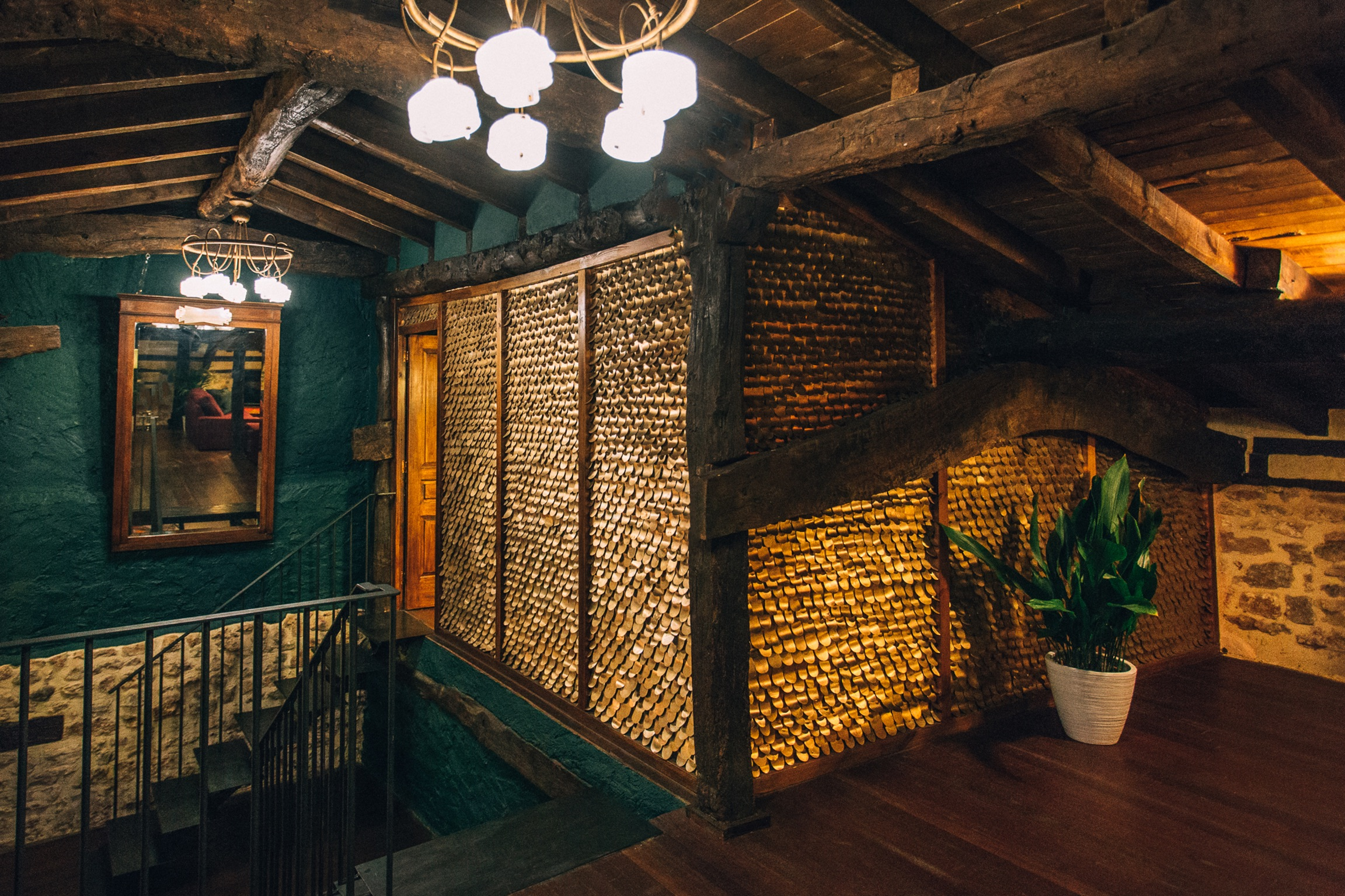 Ferienhaus Haus mit 5 Zimmern in Fuenteodra mit toller Aussicht auf die Berge, eingezäuntem Garten un (2211142), Fuenteodra, Burgos, Kastilien-León, Spanien, Bild 50