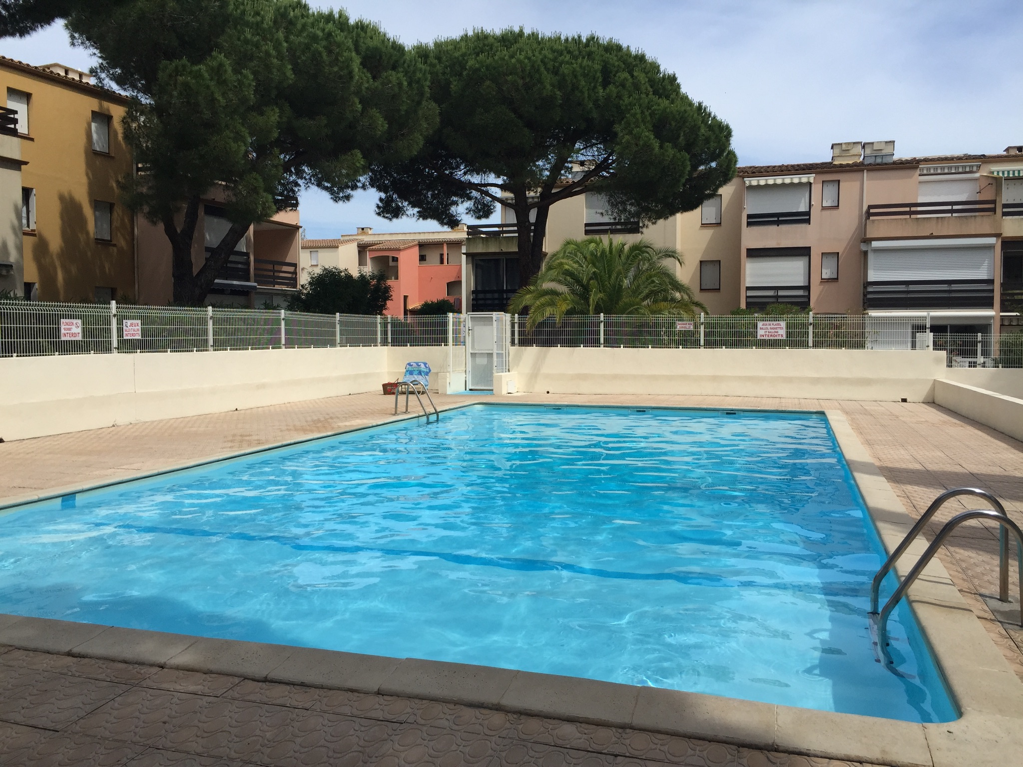 Holiday apartment Studio in Agde mit Pool und eingezäuntem Garten (2210778), Le Grau d'Agde, Mediterranean coast Hérault, Languedoc-Roussillon, France, picture 1