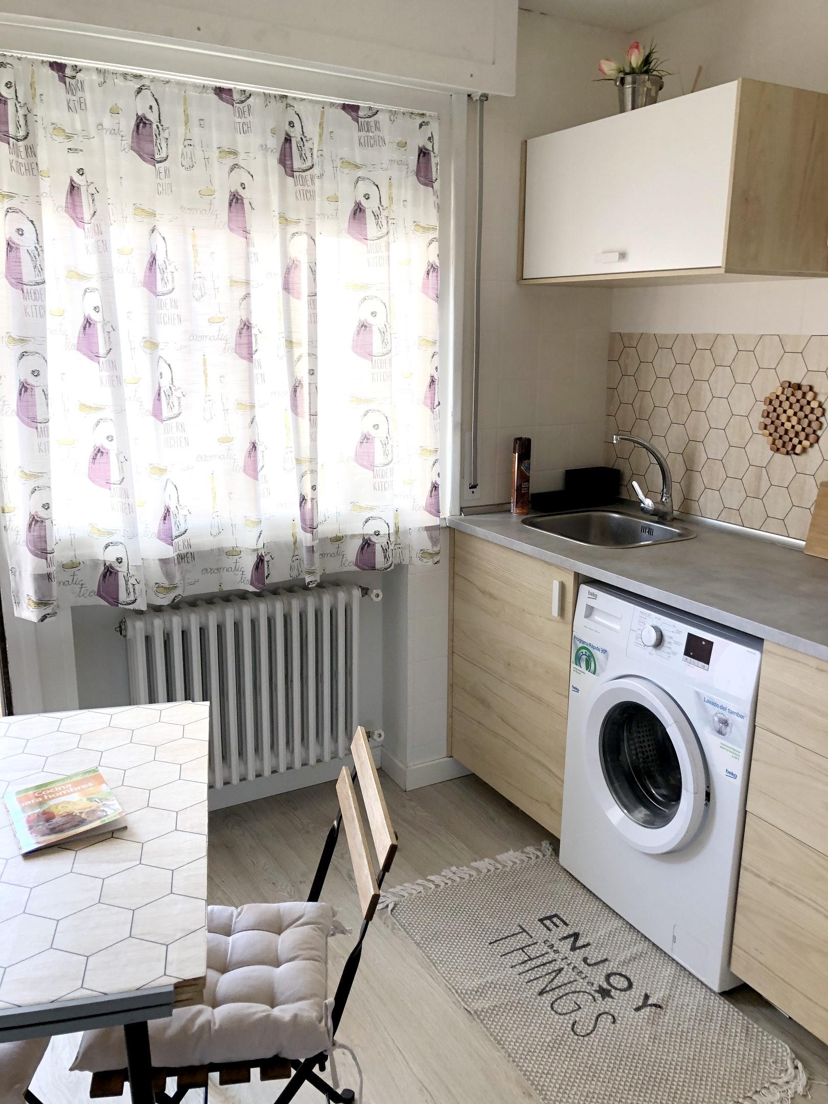 Ferienwohnung Wohnung mit 2 Schlafzimmern in Tudela mit schöner Aussicht auf die Stadt, möblierter Terra (2708241), Tudela, , Navarra, Spanien, Bild 56