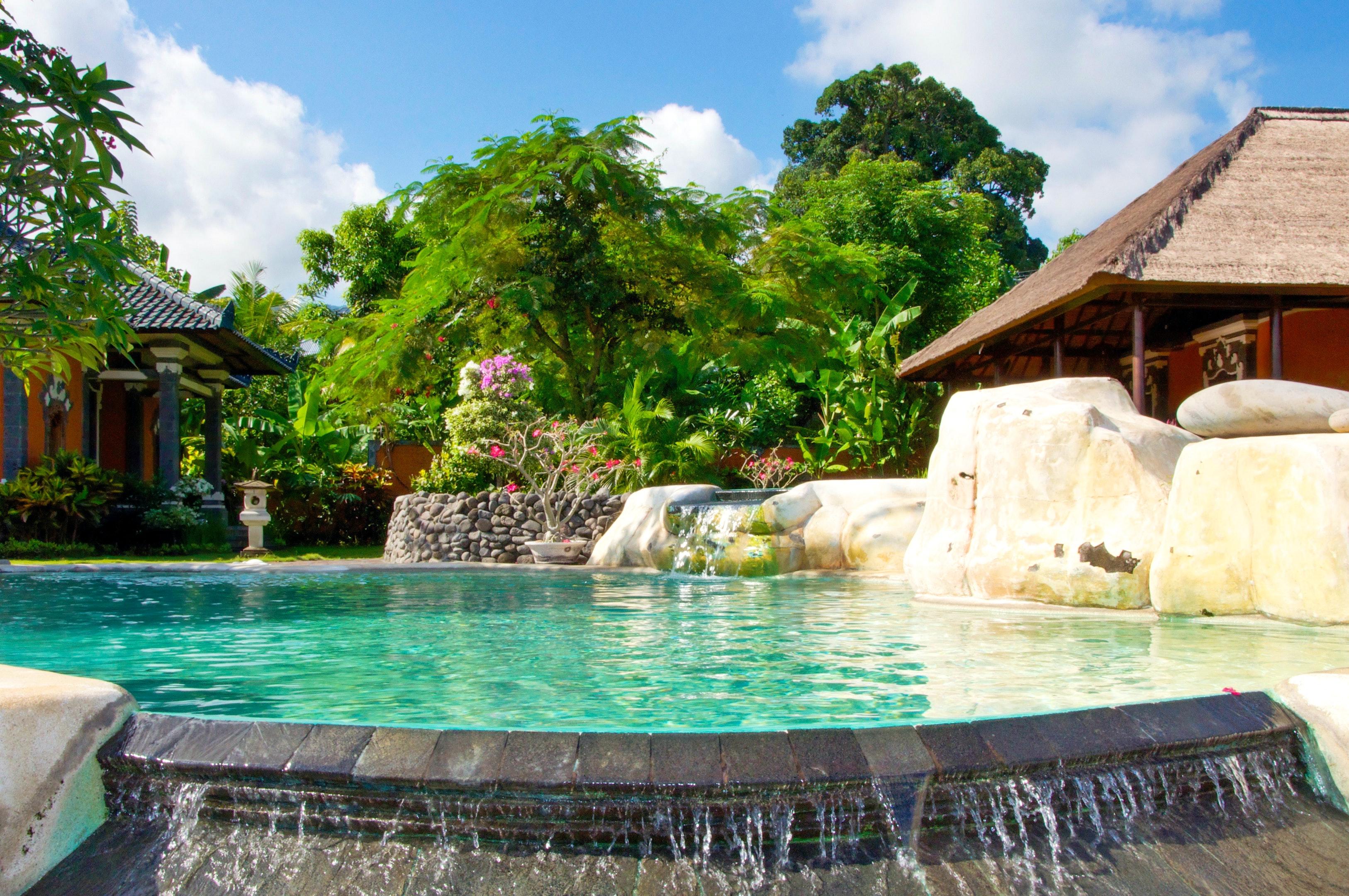 Villa mit 3 Schlafzimmern in Kabupaten Buleleng mi Villa in Asien und Naher Osten