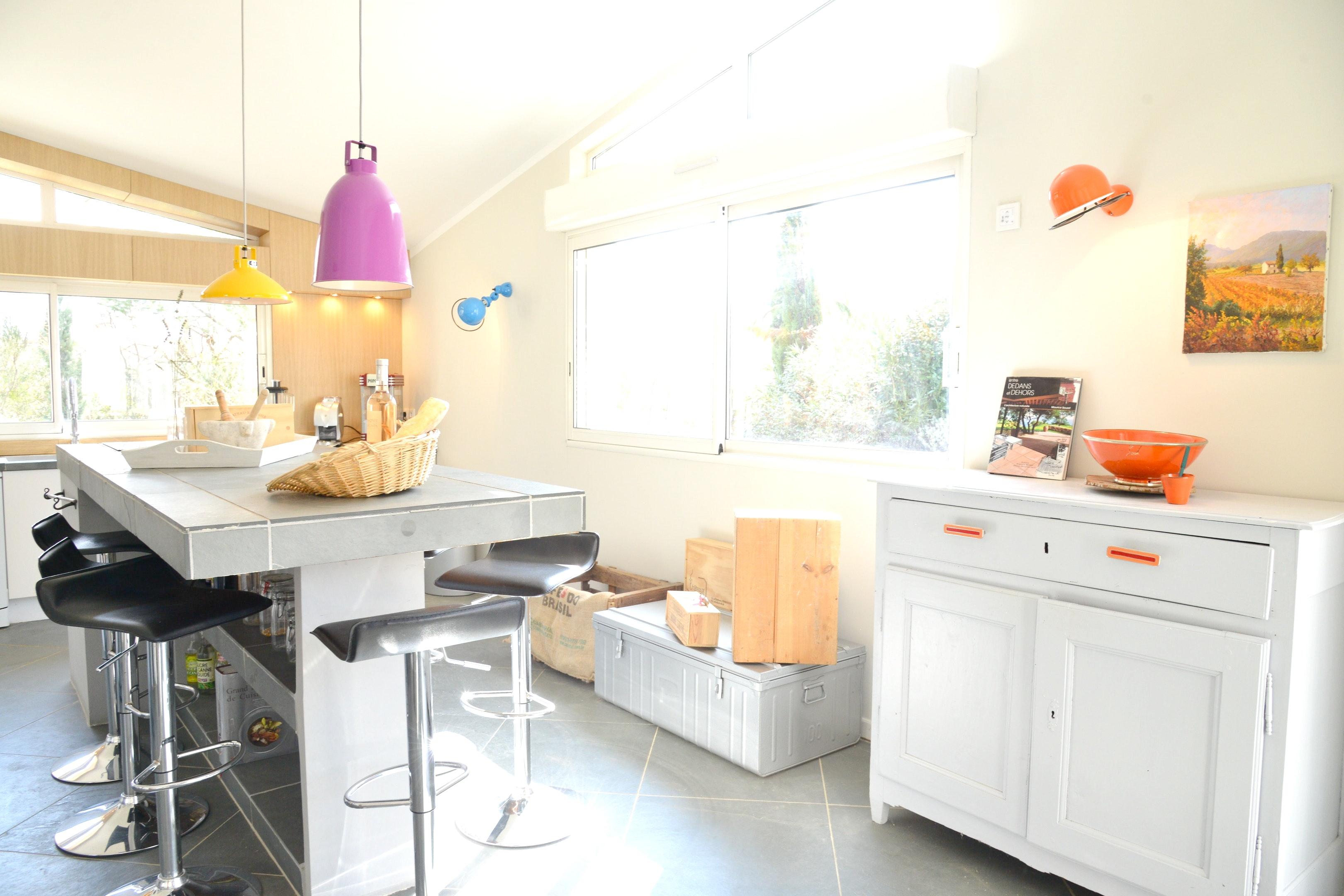 Holiday house Villa mit 5 Schlafzimmern in Garéoult mit privatem Pool, möbliertem Garten und W-LAN - 37  (2425177), Garéoult, Var, Provence - Alps - Côte d'Azur, France, picture 3