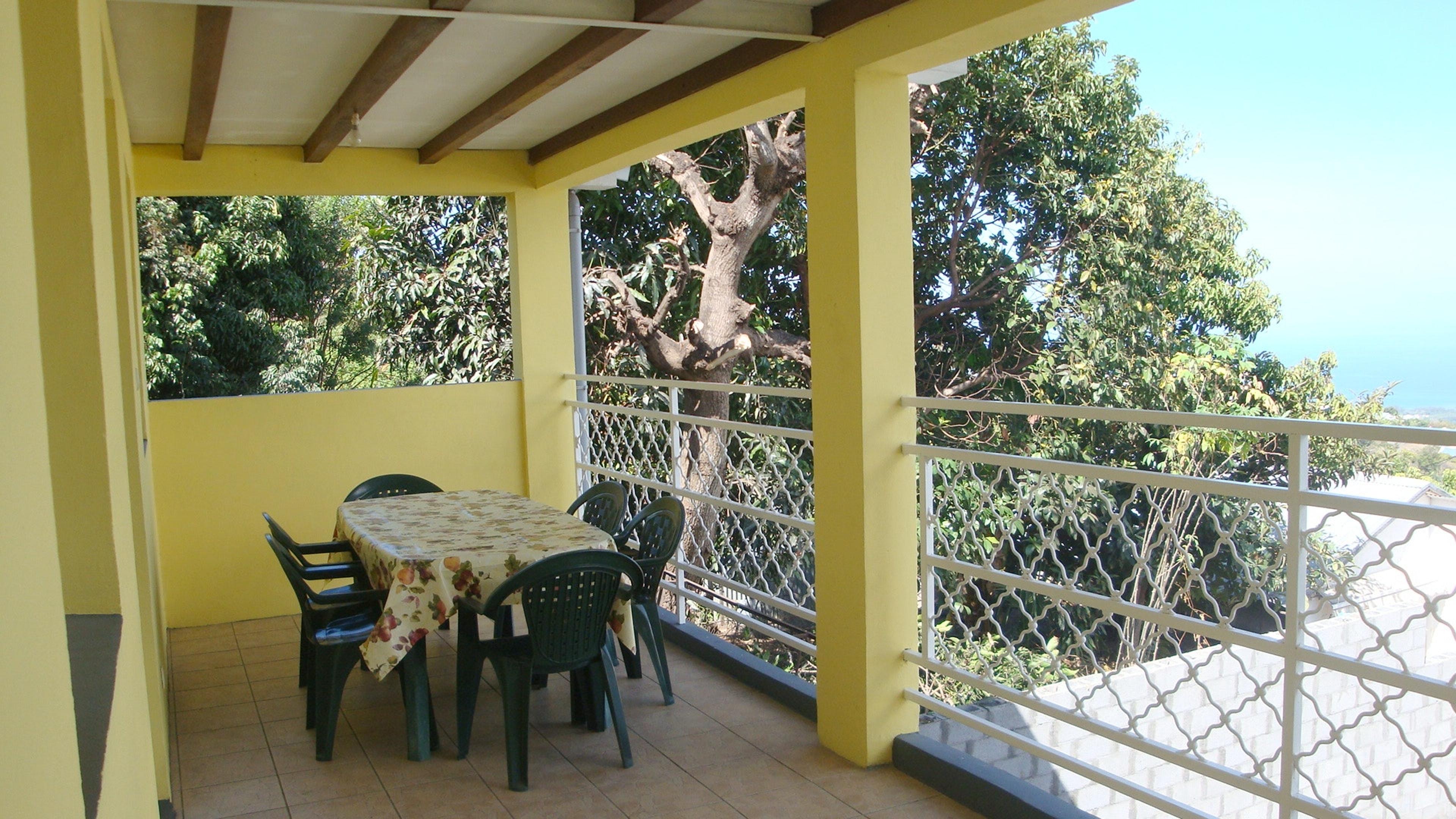 Haus mit 2 Schlafzimmern in Saint Paul mit herrlic Ferienhaus in Reunion
