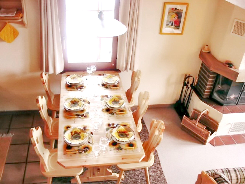 Ferienwohnung Wohnung mit 2 Schlafzimmern in Bellwald mit toller Aussicht auf die Berge, Balkon und W-LA (2201042), Bellwald, Aletsch - Goms, Wallis, Schweiz, Bild 7