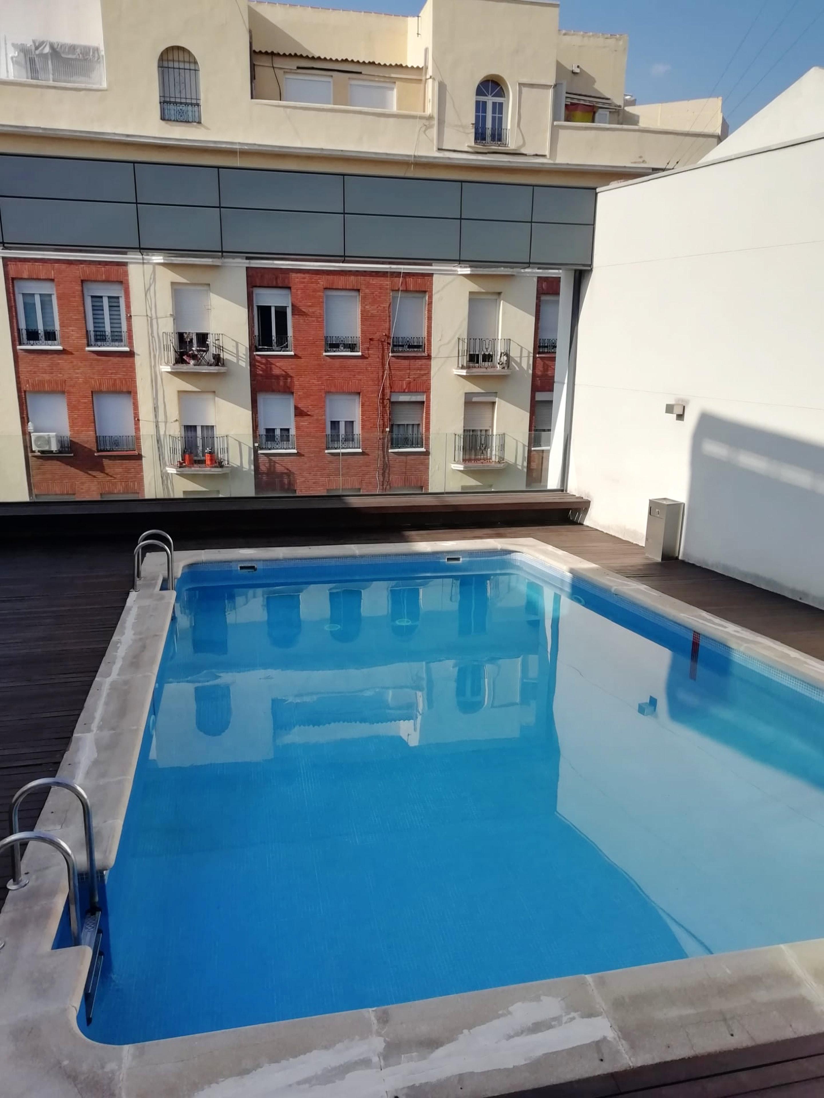 Wohnung mit einem Schlafzimmer in Madrid mit Pool, Ferienwohnung  Madrid