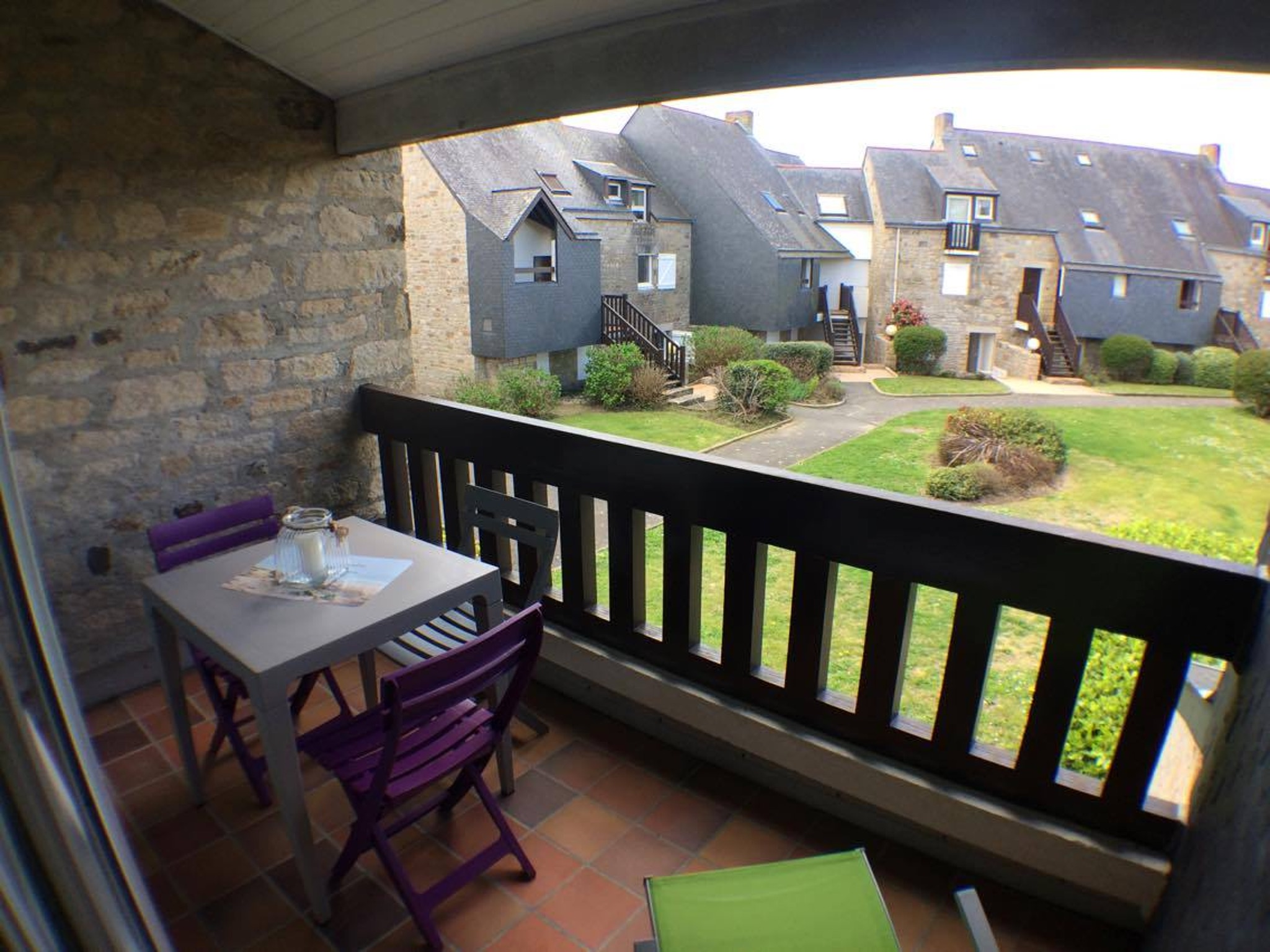 Ferienwohnung Wohnung mit einem Zimmer in Carnac mit möblierter Terrasse (2202608), Carnac, Atlantikküste Morbihan, Bretagne, Frankreich, Bild 2