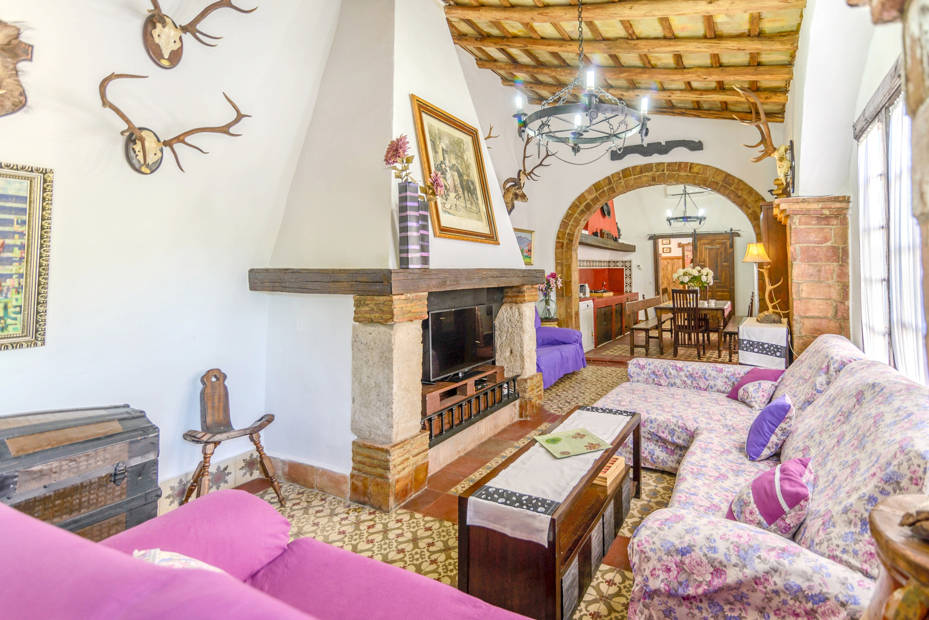 Ferienhaus Villa mit 3 Schlafzimmern in Peñaflor mit privatem Pool, eingezäuntem Garten und W-LAN (2208249), Peñaflor, Sevilla, Andalusien, Spanien, Bild 48