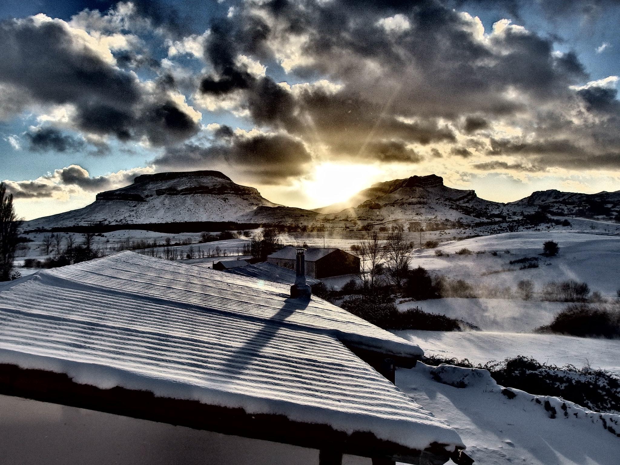 Ferienhaus Haus mit 5 Zimmern in Fuenteodra mit toller Aussicht auf die Berge, eingezäuntem Garten un (2211142), Fuenteodra, Burgos, Kastilien-León, Spanien, Bild 67