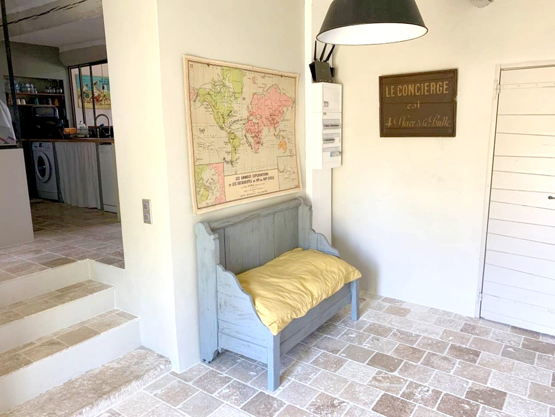 Holiday house Haus mit 2 Schlafzimmern in Roussillon mit Pool, eingezäuntem Garten und W-LAN (2818064), Roussillon, Vaucluse, Provence - Alps - Côte d'Azur, France, picture 17