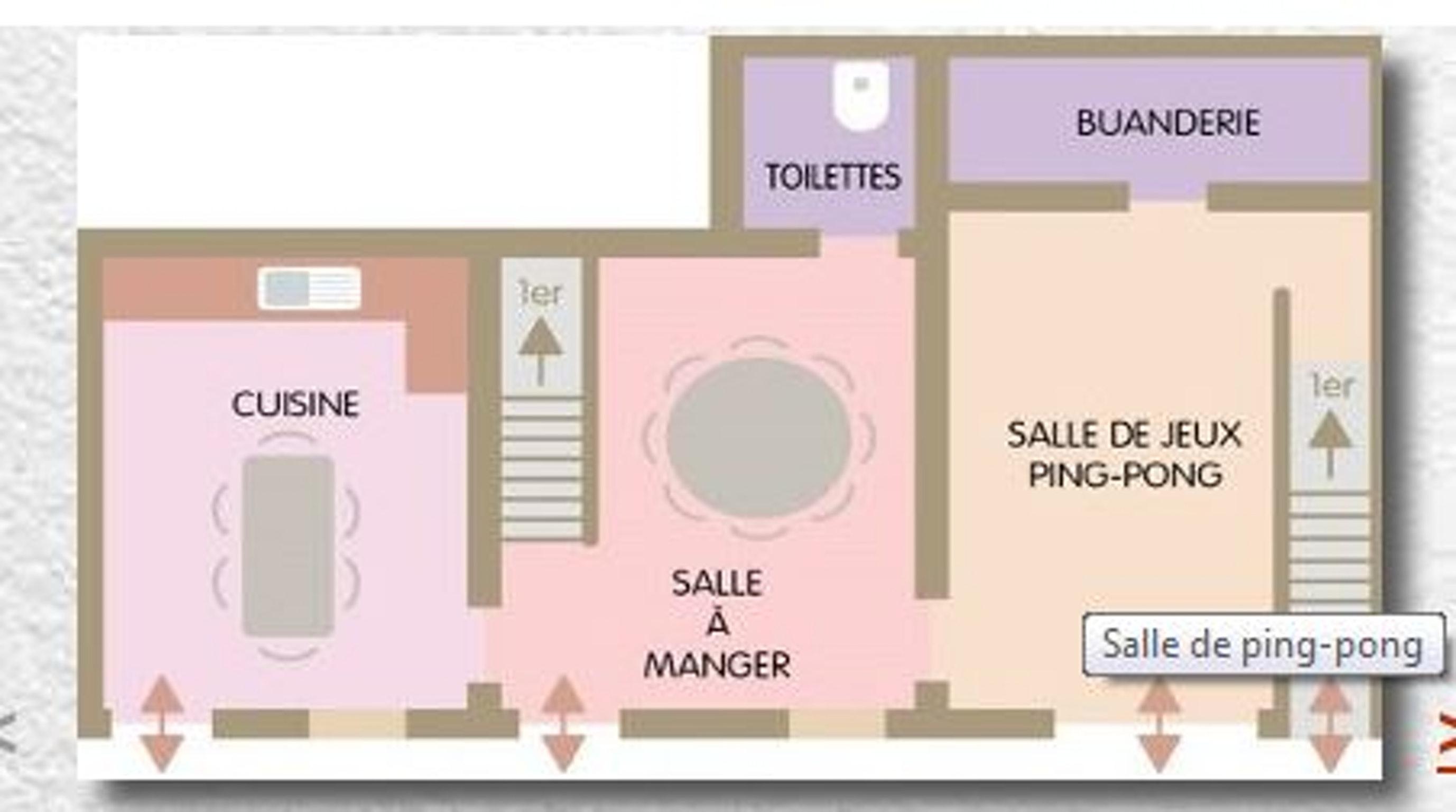 Maison de vacances Villa mit 5 Zimmern in La Garde-Freinet mit privatem Pool, Garten und W-LAN - 20 km vom St (2339879), La Garde Freinet, Côte d'Azur, Provence - Alpes - Côte d'Azur, France, image 27