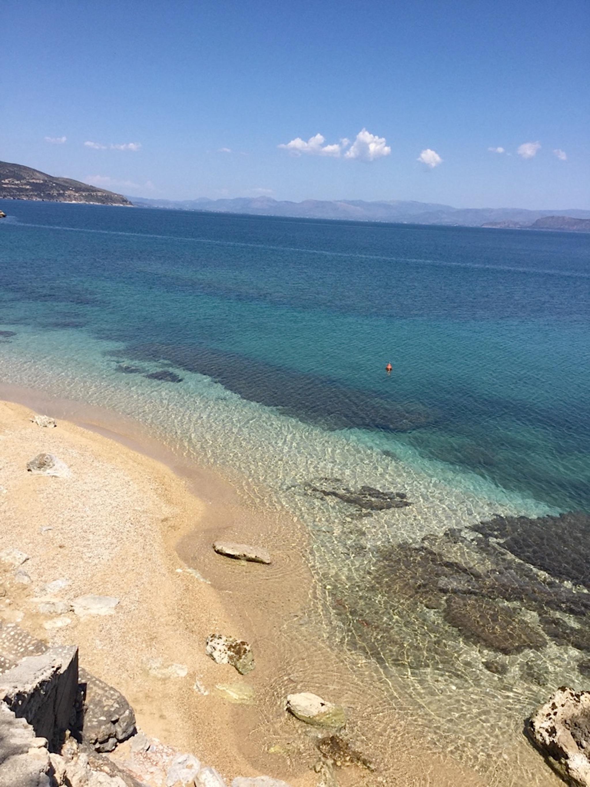 Ferienhaus Villa mit 6 Zimmern in Xiropigado mit herrlichem Meerblick, eingezäuntem Garten und W-LAN  (2201333), Xiropigado, , Peloponnes, Griechenland, Bild 42