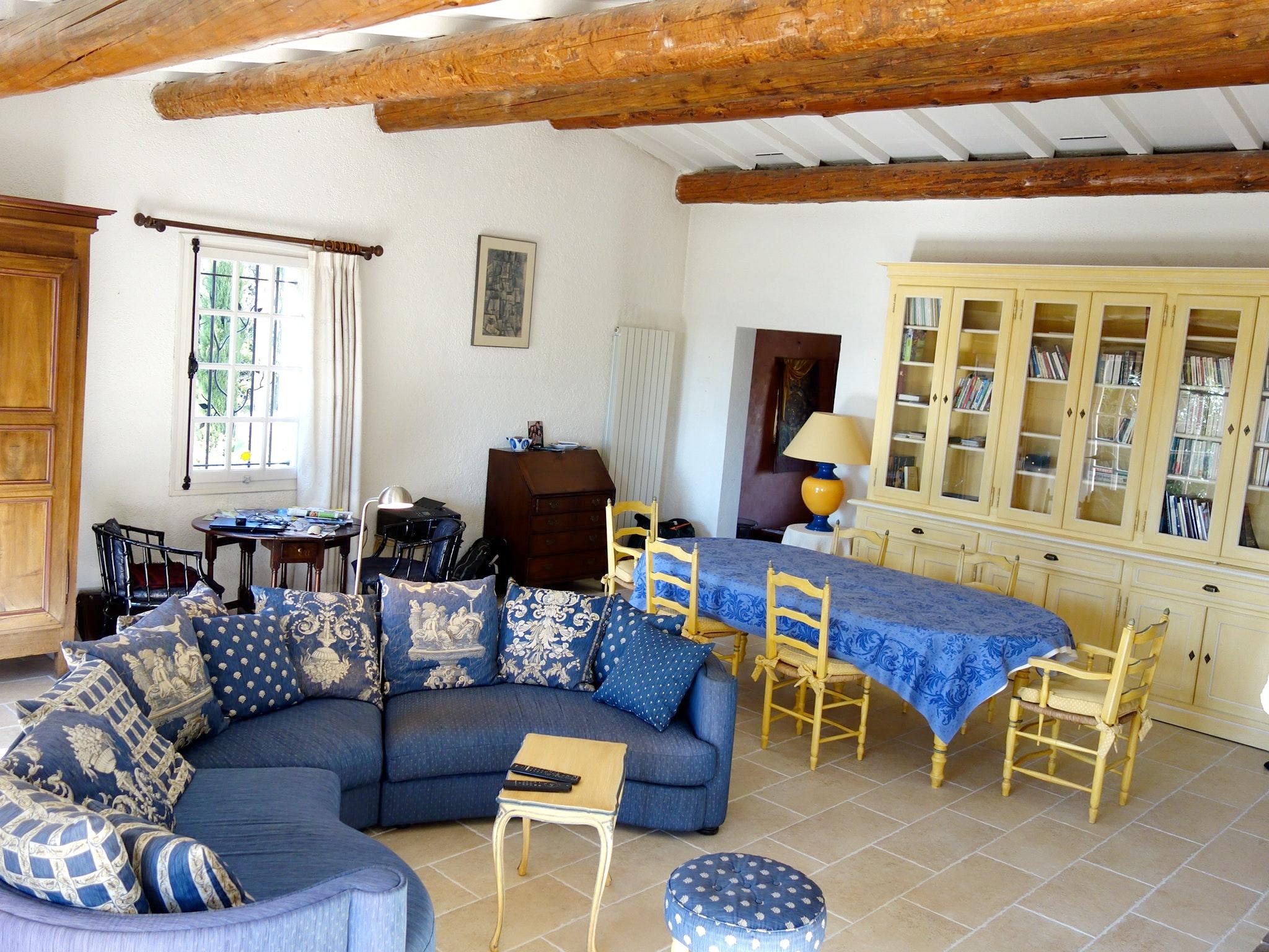 Ferienhaus Villa mit 4 Schlafzimmern in Pernes-les-Fontaines mit toller Aussicht auf die Berge, priva (2519446), Pernes les Fontaines, Saône-et-Loire, Burgund, Frankreich, Bild 31