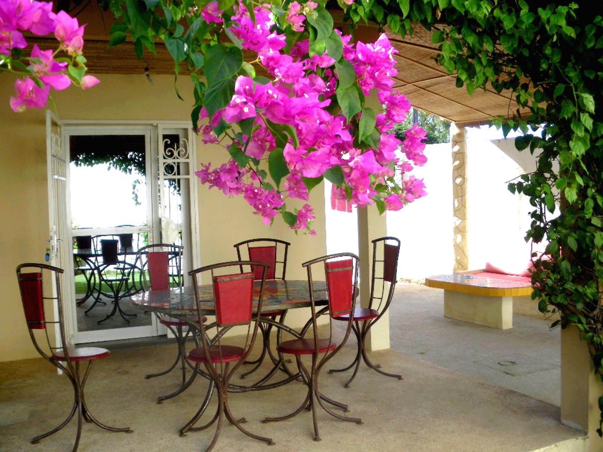Villa mit 3 Schlafzimmern in Saly mit Pool, eingez Villa in Afrika