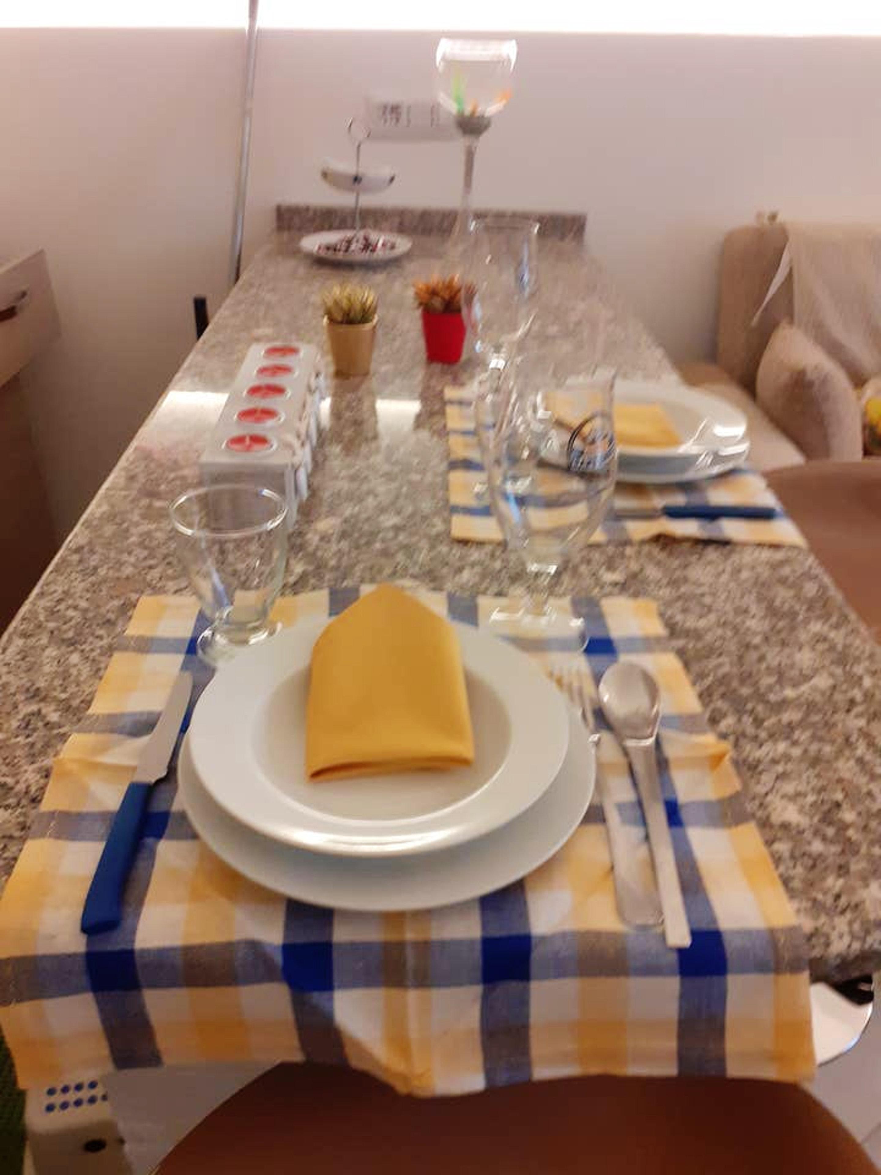 Appartement de vacances Wohnung mit einem Schlafzimmer in Catania mit W-LAN - 5 km vom Strand entfernt (2773143), Catania, Catania, Sicile, Italie, image 23