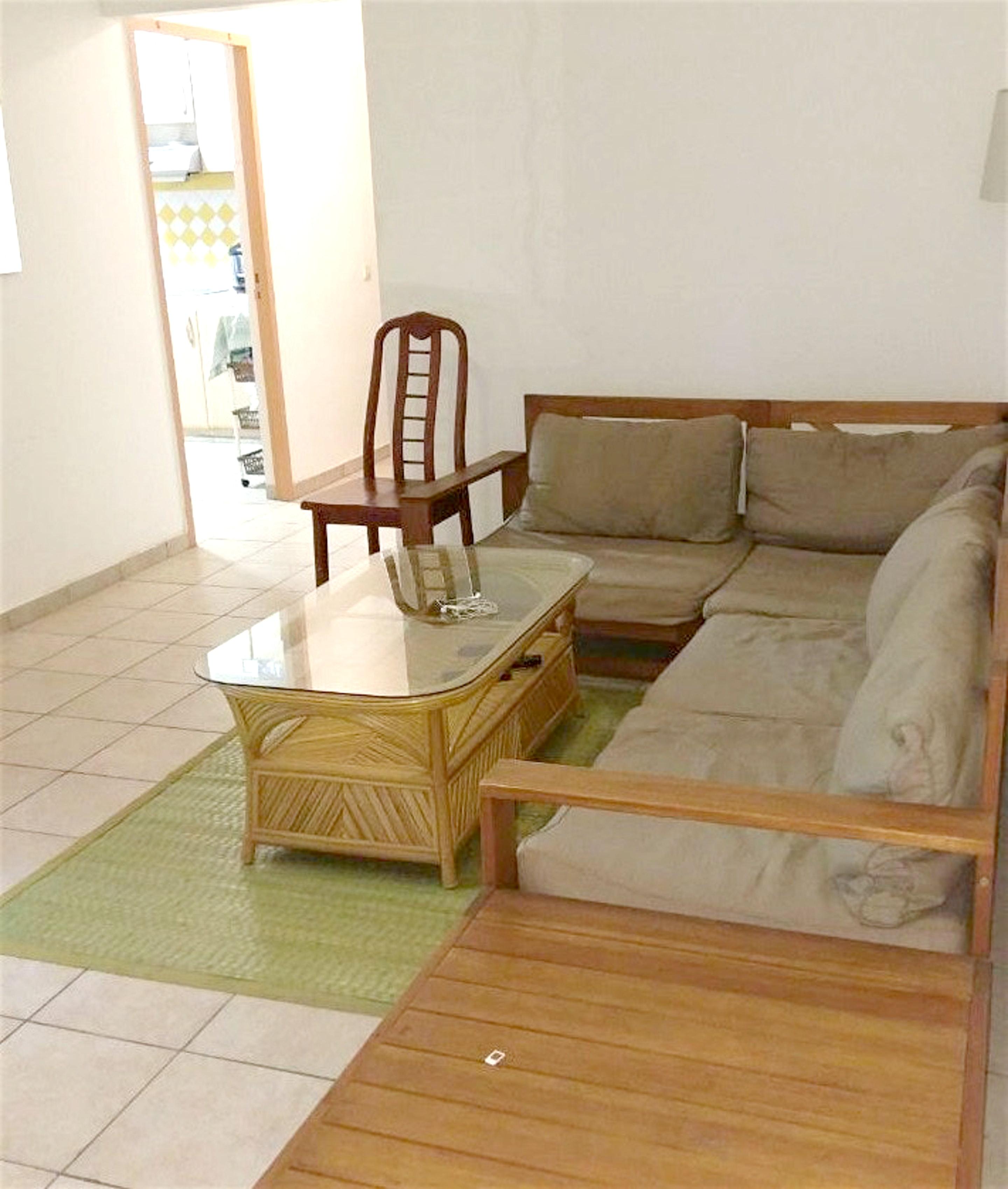 Wohnung mit 4 Schlafzimmern in Pointe-à-Pit Ferienwohnung in Guadeloupe