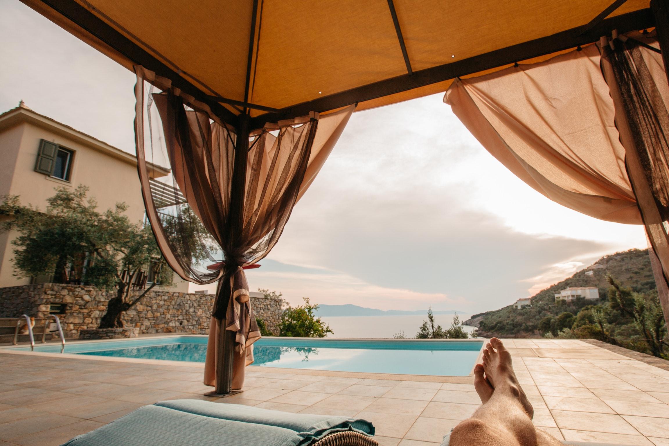 Maison de vacances Villa mit 3 Schlafzimmern in Diasello mit herrlichem Meerblick, privatem Pool, eingezäunte (2339719), Alonnisos, Alonnisos, Sporades, Grèce, image 17