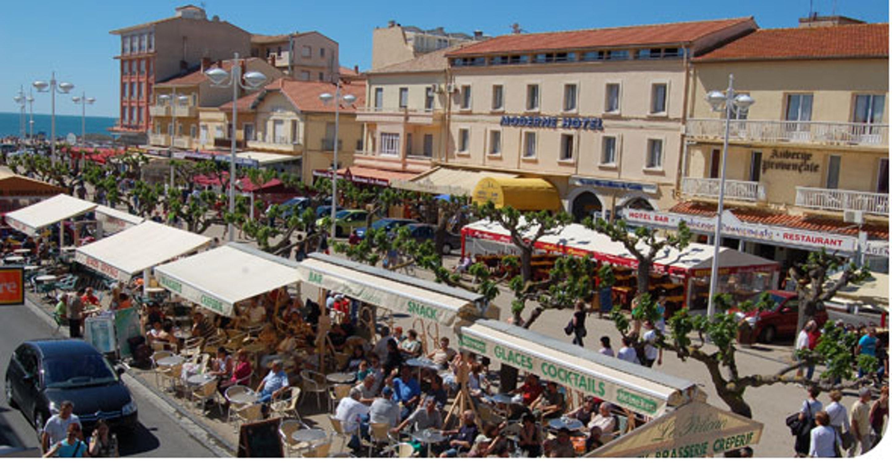 Ferienhaus Villa mit 2 Zimmern in Valras-Plage mit Pool und eingezäuntem Garten - 50 m vom Strand ent (2218190), Valras Plage, Mittelmeerküste Hérault, Languedoc-Roussillon, Frankreich, Bild 23