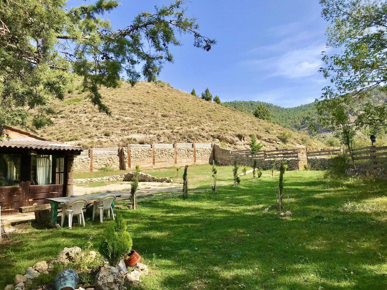 Maison de vacances Hütte mit 4 Schlafzimmern in Camarena de la Sierra mit toller Aussicht auf die Berge, priv (2474258), Camarena de la Sierra, Teruel, Aragon, Espagne, image 13