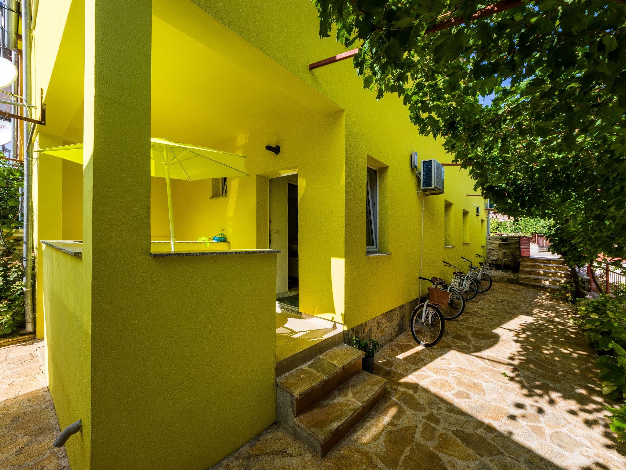 Holiday apartment Wohnung mit einem Zimmer in Zadar mit eingezäuntem Garten und W-LAN - 1 km vom Strand entf (2201234), Zadar, , Dalmatia, Croatia, picture 26