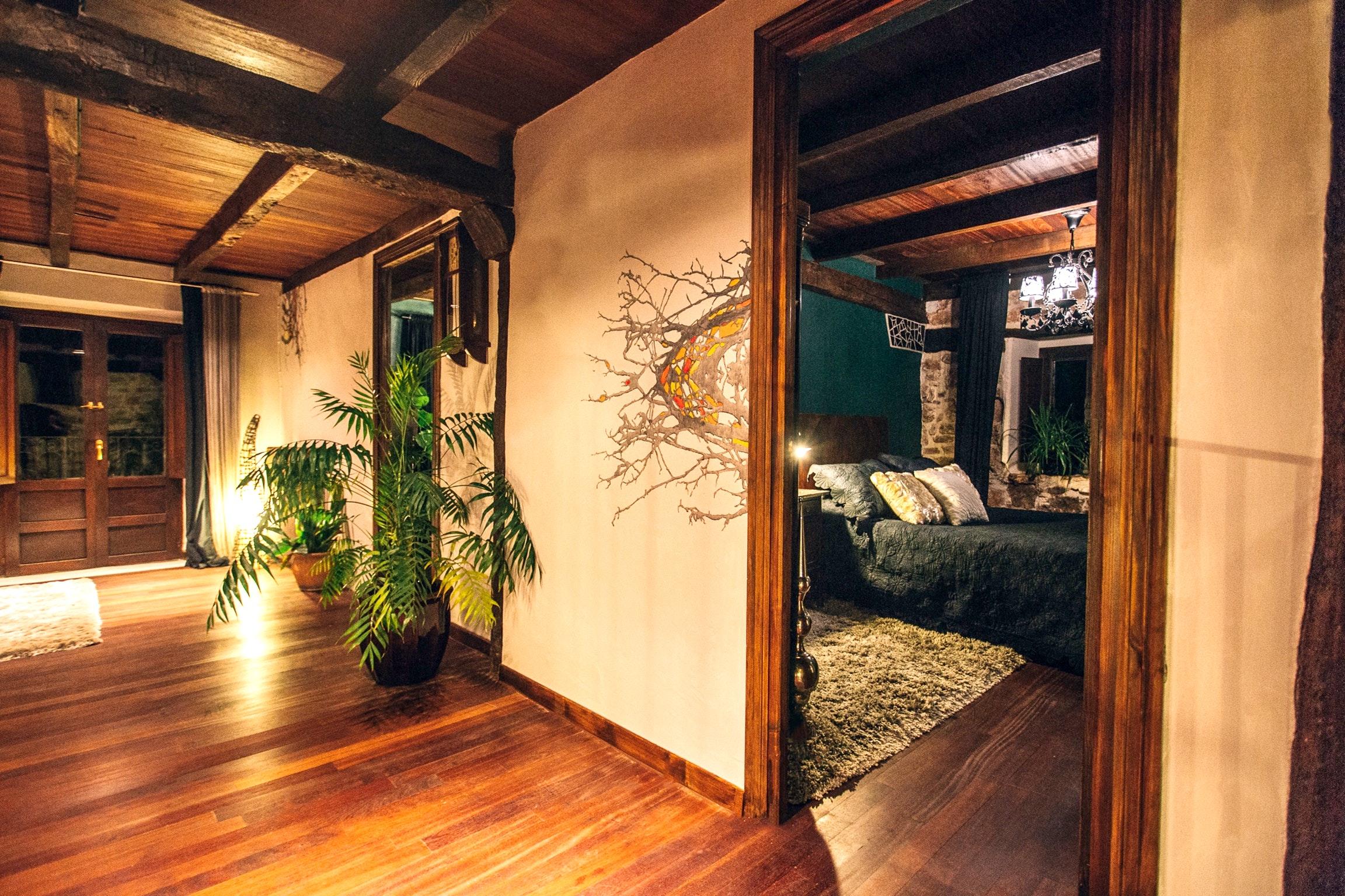 Ferienhaus Haus mit 5 Zimmern in Fuenteodra mit toller Aussicht auf die Berge, eingezäuntem Garten un (2211142), Fuenteodra, Burgos, Kastilien-León, Spanien, Bild 37