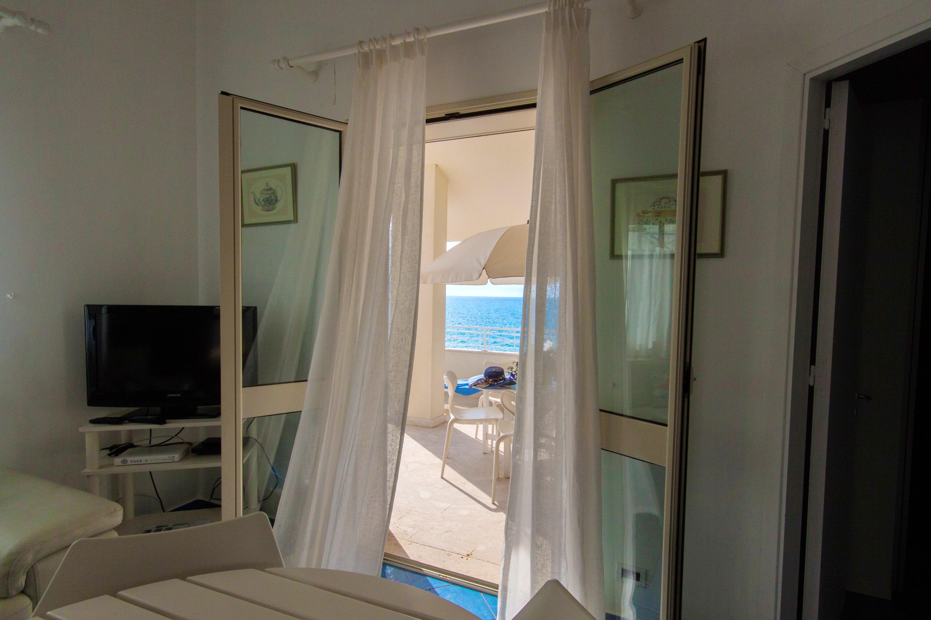 Holiday apartment Wohnung mit 3 Schlafzimmern in Piano di Trappeto mit herrlichem Meerblick, möblierter Terr (2271436), Balestrate, Palermo, Sicily, Italy, picture 8