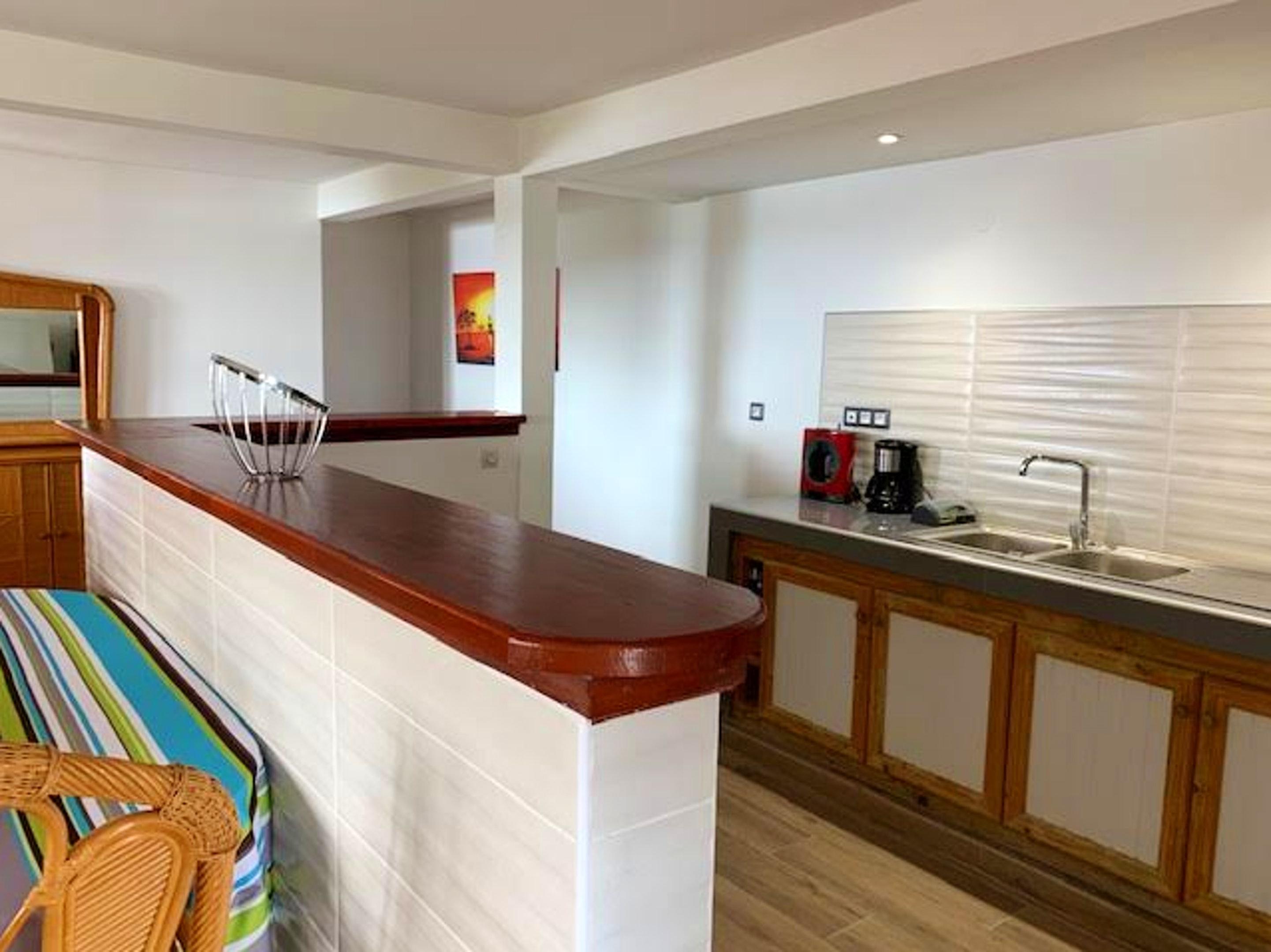 Ferienwohnung Wohnung mit 2 Schlafzimmern in Le Marin mit herrlichem Meerblick, eingezäuntem Garten und  (2732957), Le Marin, Le Marin, Martinique, Karibische Inseln, Bild 12