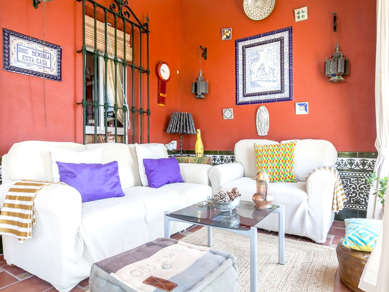 Ferienhaus Villa mit 4 Schlafzimmern in Los Palacios y Villafranca mit privatem Pool, eingezäuntem Ga (2422948), Los Palacios y Villafranca, Sevilla, Andalusien, Spanien, Bild 2