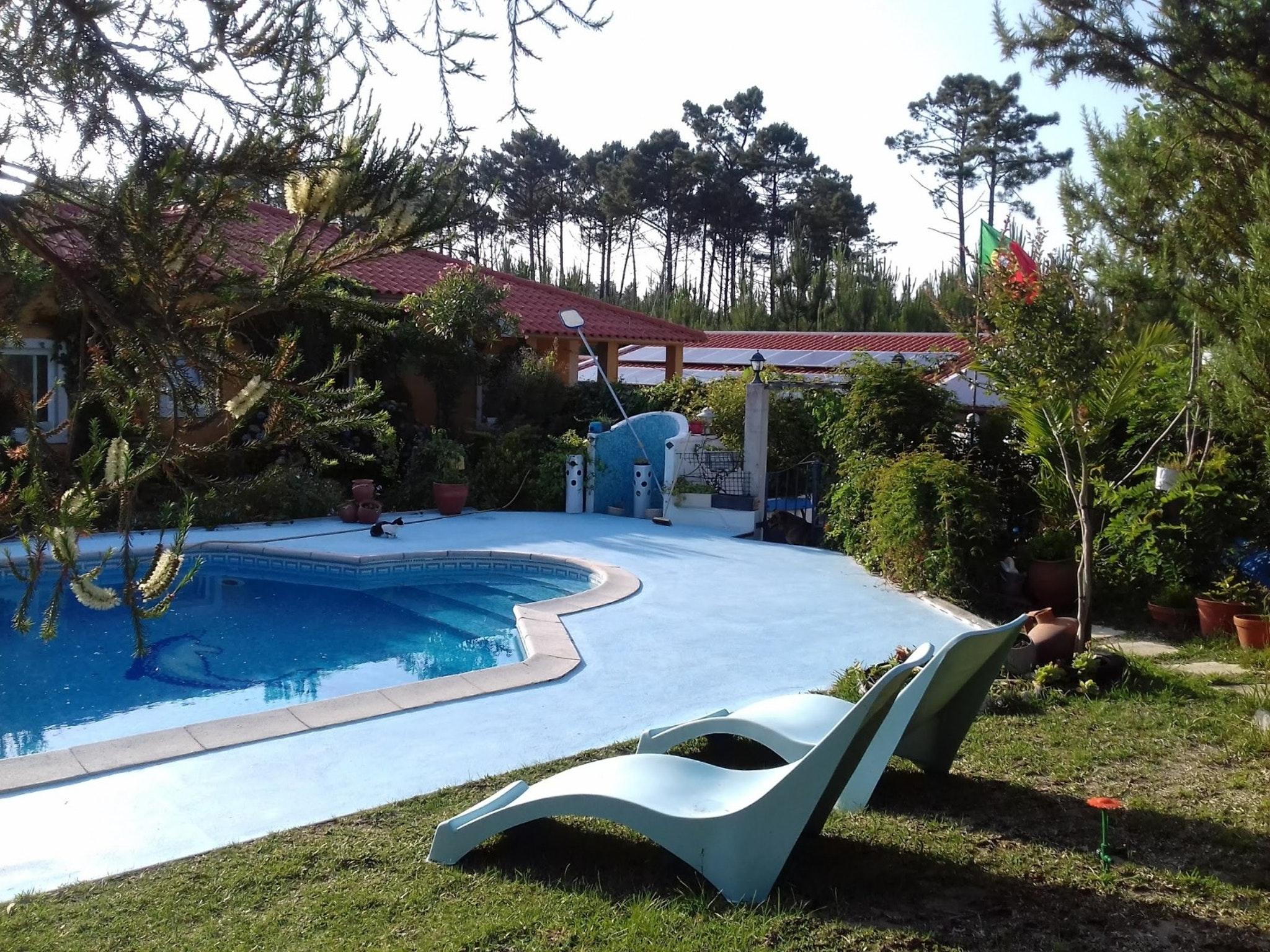 Holiday apartment Studio in Nazaré mit Pool, möbliertem Garten und W-LAN - 7 km vom Strand entfernt (2410449), Nazaré, Costa de Prata, Central-Portugal, Portugal, picture 30