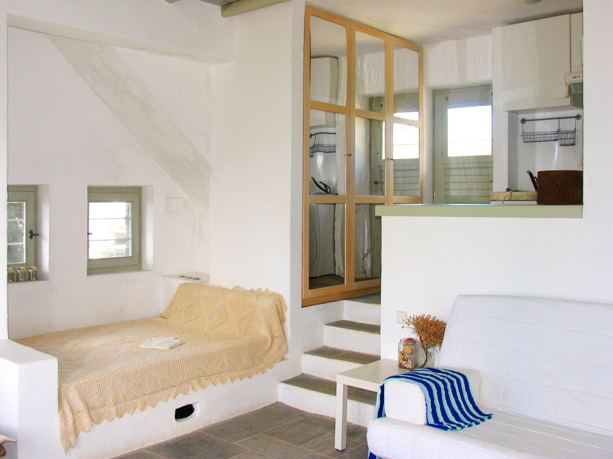 Holiday house Luxuriöse Villa und Gästehaus mit WLAN, Pool und Blick auf den Sonnenuntergang im Ägäische (2202206), Siphnos, Sifnos, Cyclades, Greece, picture 12