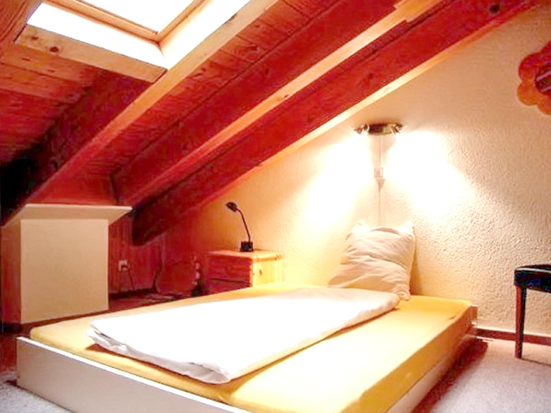 Maison de vacances Hütte mit 3 Schlafzimmern in Bellwald mit toller Aussicht auf die Berge, Balkon und W-LAN (2201041), Bellwald, Aletsch - Conches, Valais, Suisse, image 5