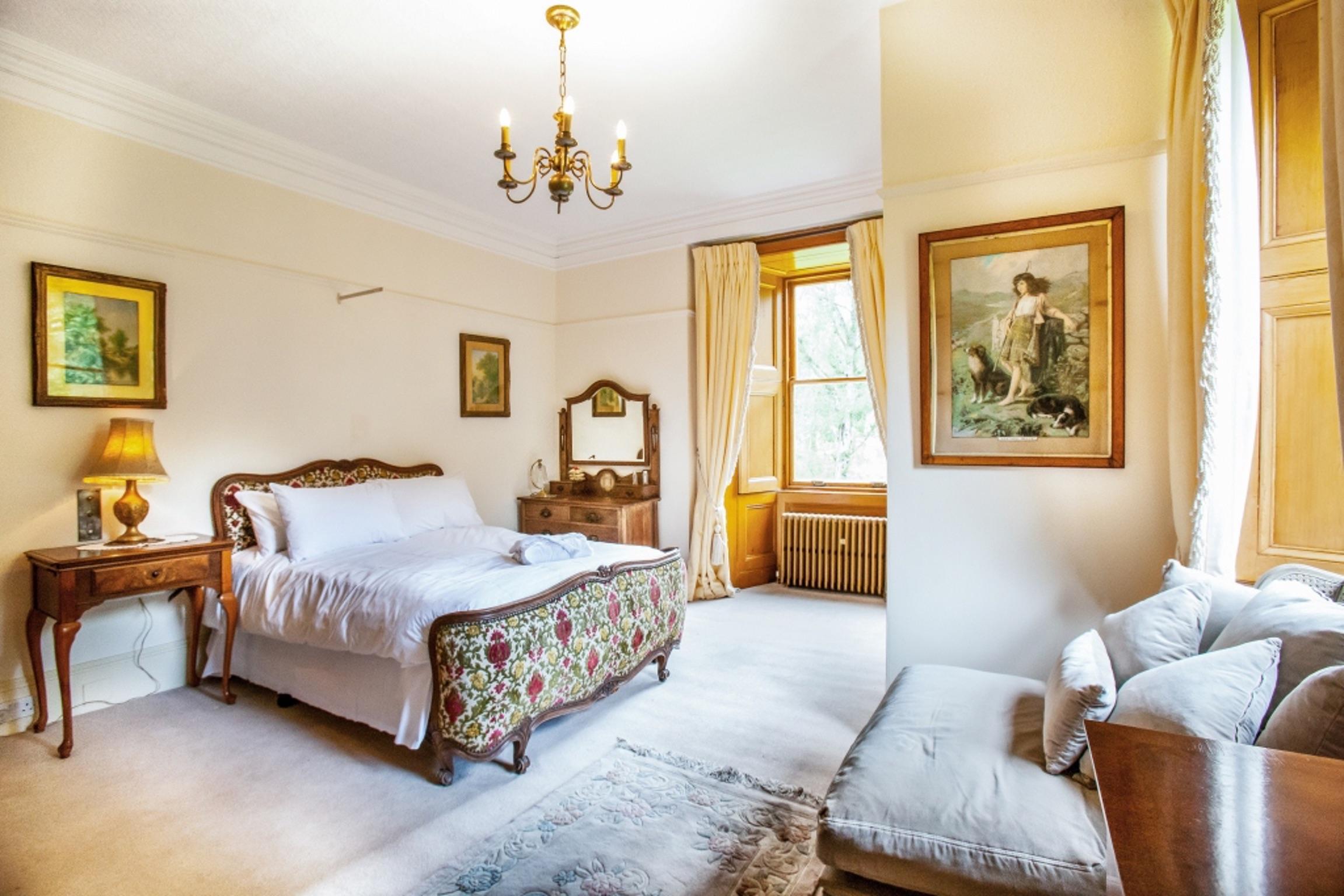 Holiday house Viktorianisches Herrenhaus in Schottland mit sieben Schlafzimmern, riesigem Garten und Par (2202064), Moffat, Southern Scotland, Scotland, United Kingdom, picture 19
