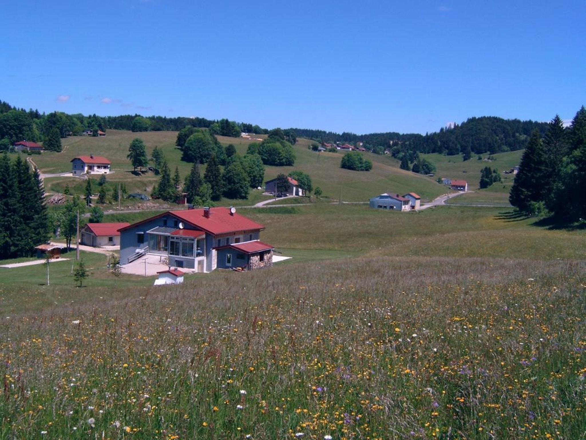 Maison de vacances Haus mit einem Schlafzimmer in Septmoncel mit toller Aussicht auf die Berge, möbliertem Ga (2557372), Septmoncel, Jura, Franche-Comté, France, image 10