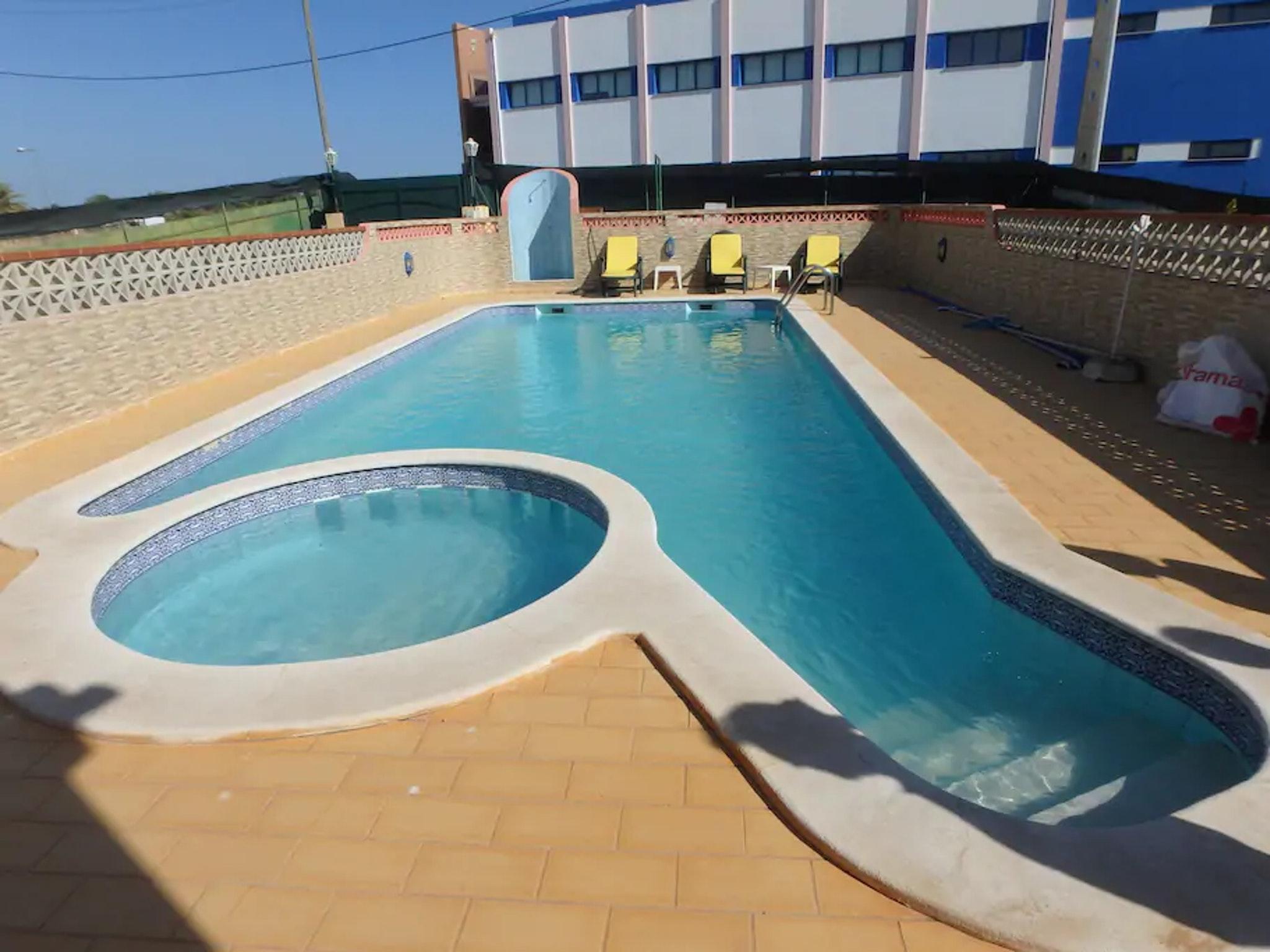 Ferienwohnung Wohnung mit 2 Schlafzimmern in Parchal mit Pool, Balkon und W-LAN - 1 km vom Strand entfer (2622202), Parchal, , Algarve, Portugal, Bild 14