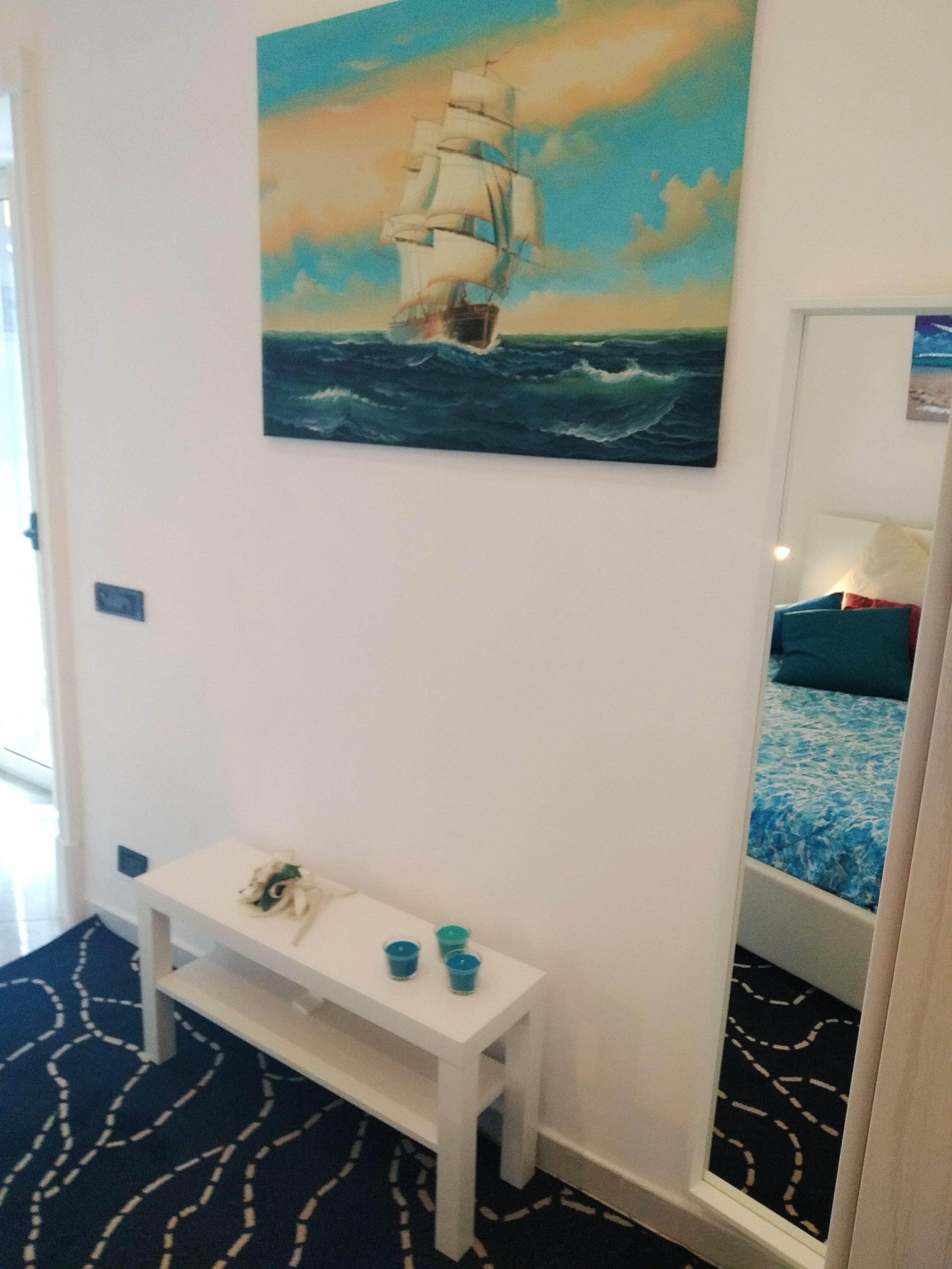Ferienwohnung Studio in Sant'Egidio del Monte Albino  mit Terrasse und W-LAN - 20 km vom Strand entfernt (2692937), Sant'Egidio del Monte Albino, Salerno, Kampanien, Italien, Bild 7