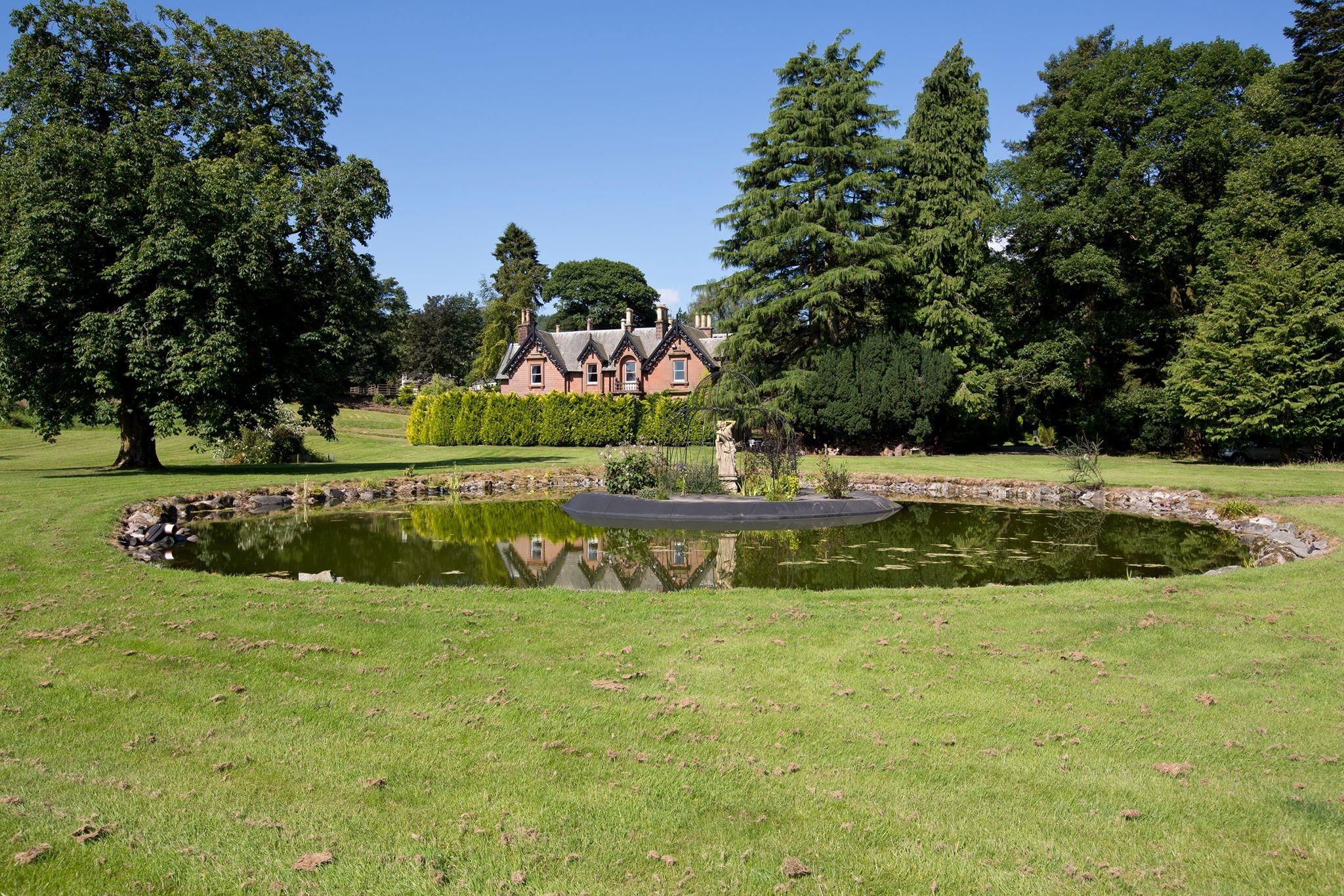Holiday house Viktorianisches Herrenhaus in Schottland mit sieben Schlafzimmern, riesigem Garten und Par (2202064), Moffat, Southern Scotland, Scotland, United Kingdom, picture 3