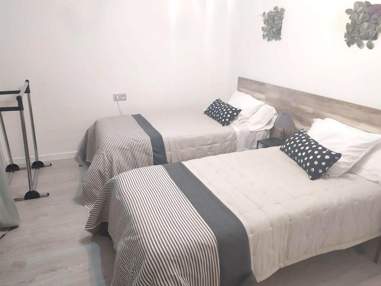 Ferienwohnung Wohnung mit 2 Schlafzimmern in Tudela mit schöner Aussicht auf die Stadt, möblierter Terra (2708241), Tudela, , Navarra, Spanien, Bild 11