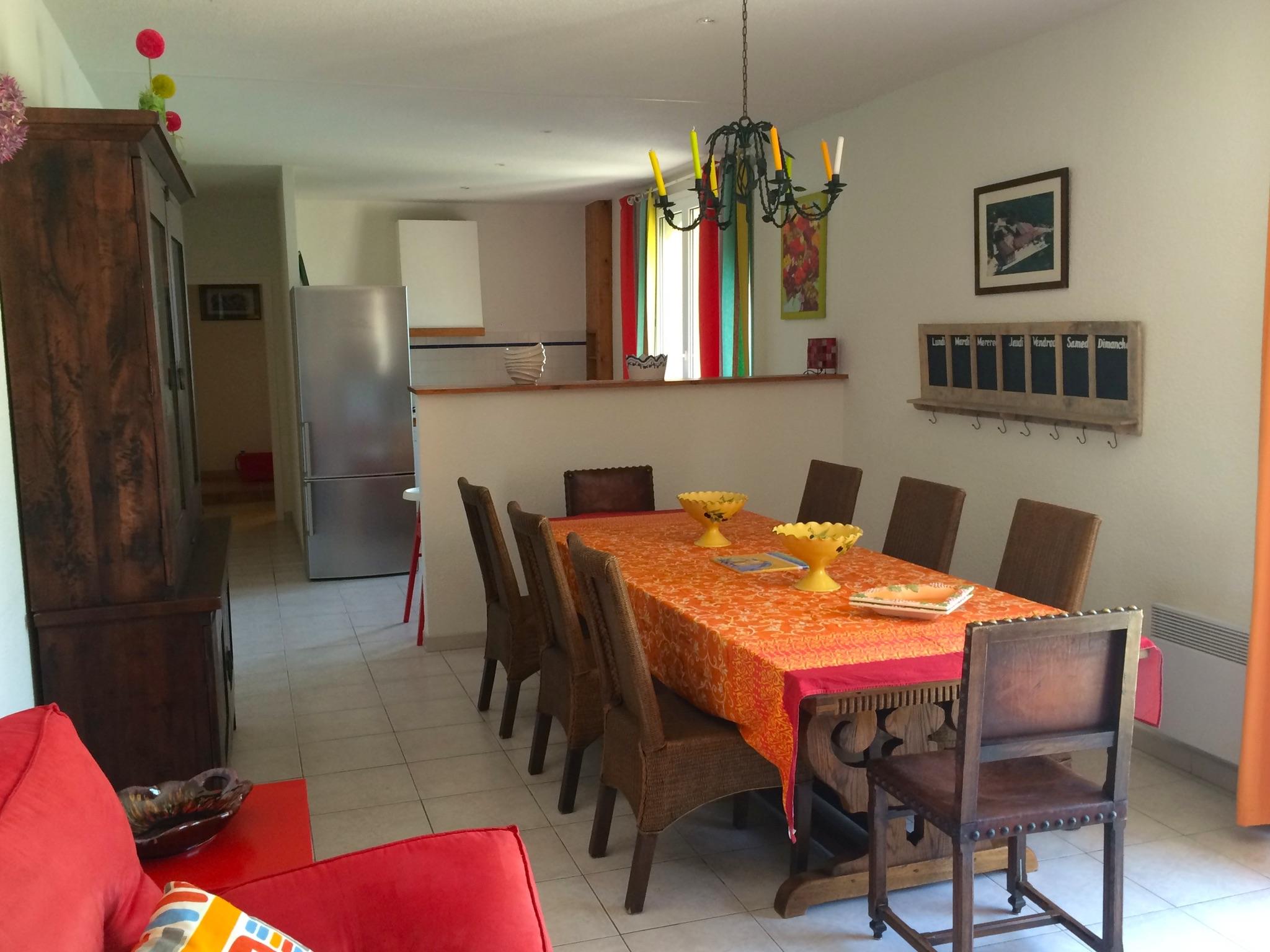 Ferienhaus Charaktervolles Haus in Hérault mit Pool und Garten (2201003), Portiragnes, Mittelmeerküste Hérault, Languedoc-Roussillon, Frankreich, Bild 9