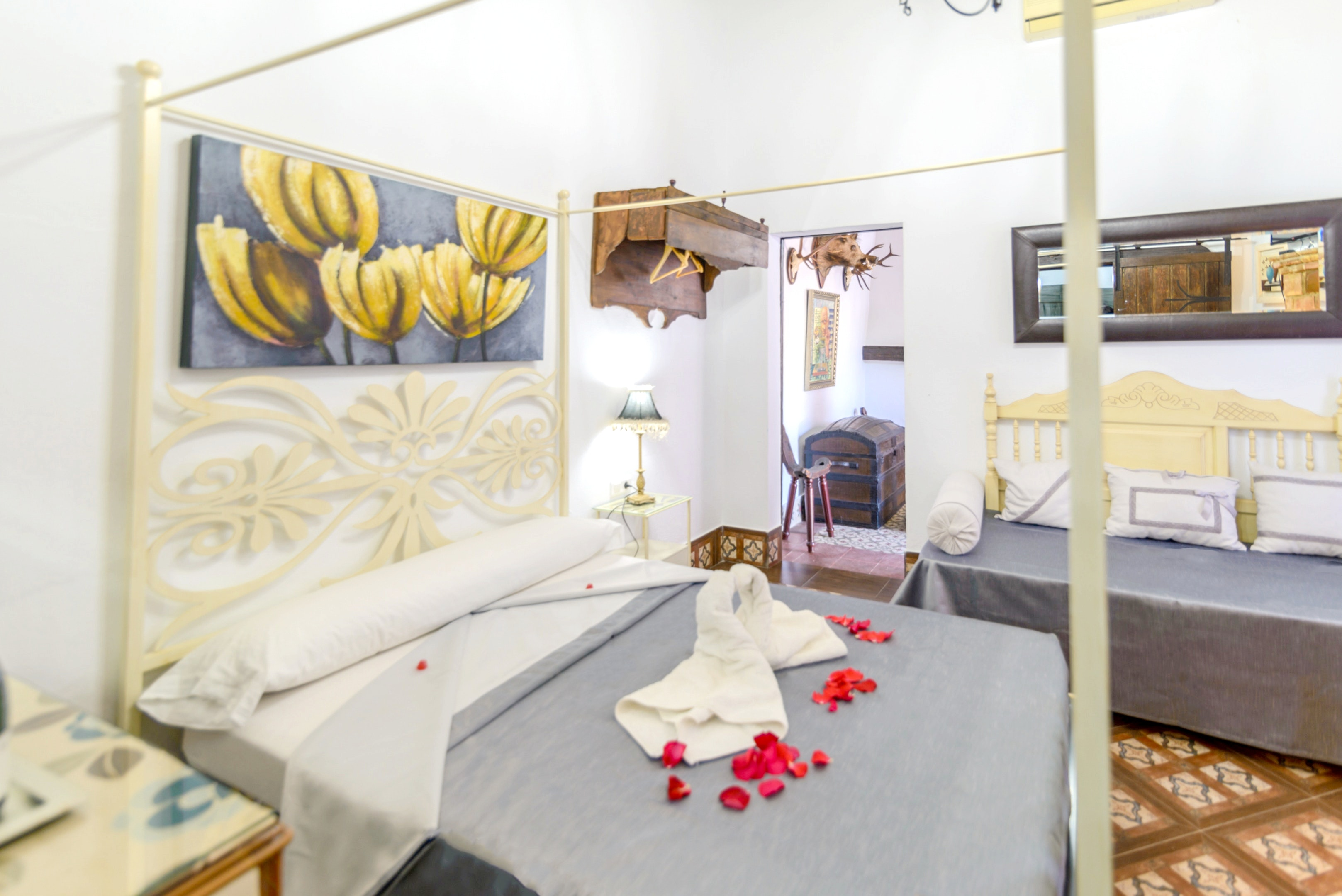 Ferienhaus Villa mit 3 Schlafzimmern in Peñaflor mit privatem Pool, eingezäuntem Garten und W-LAN (2208249), Peñaflor, Sevilla, Andalusien, Spanien, Bild 49