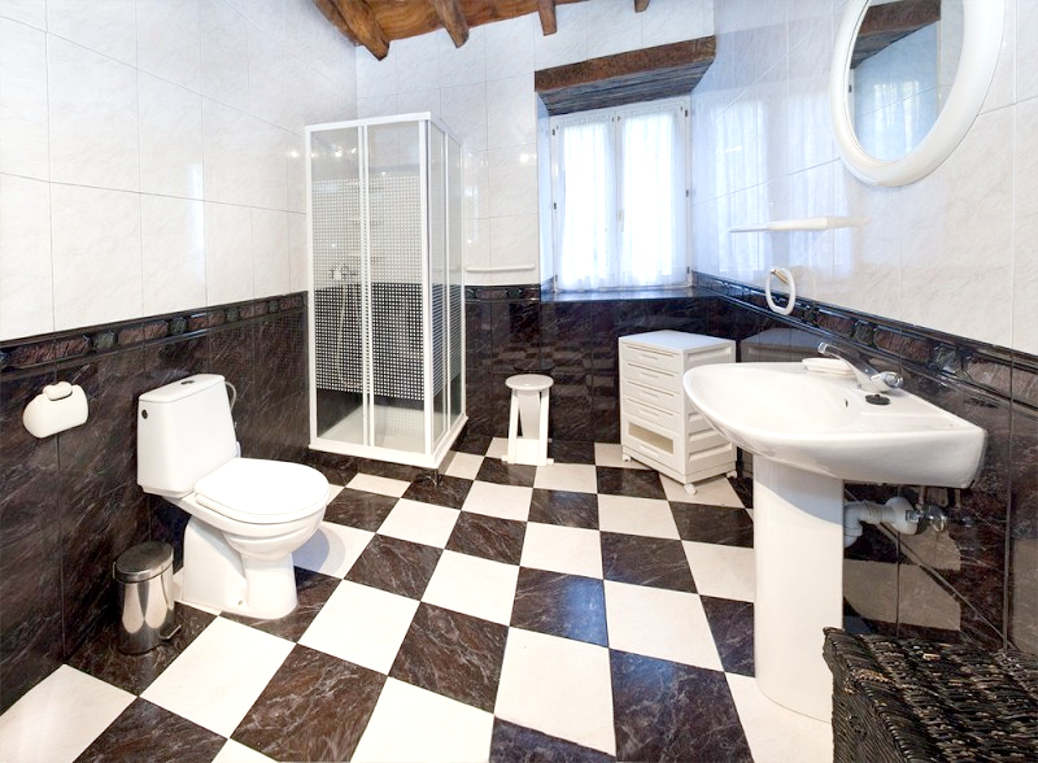 Ferienhaus Haus mit 4 Schlafzimmern in Valcarlos mit toller Aussicht auf die Berge und eingezäuntem G (2519329), Gañecoleta, , Navarra, Spanien, Bild 8